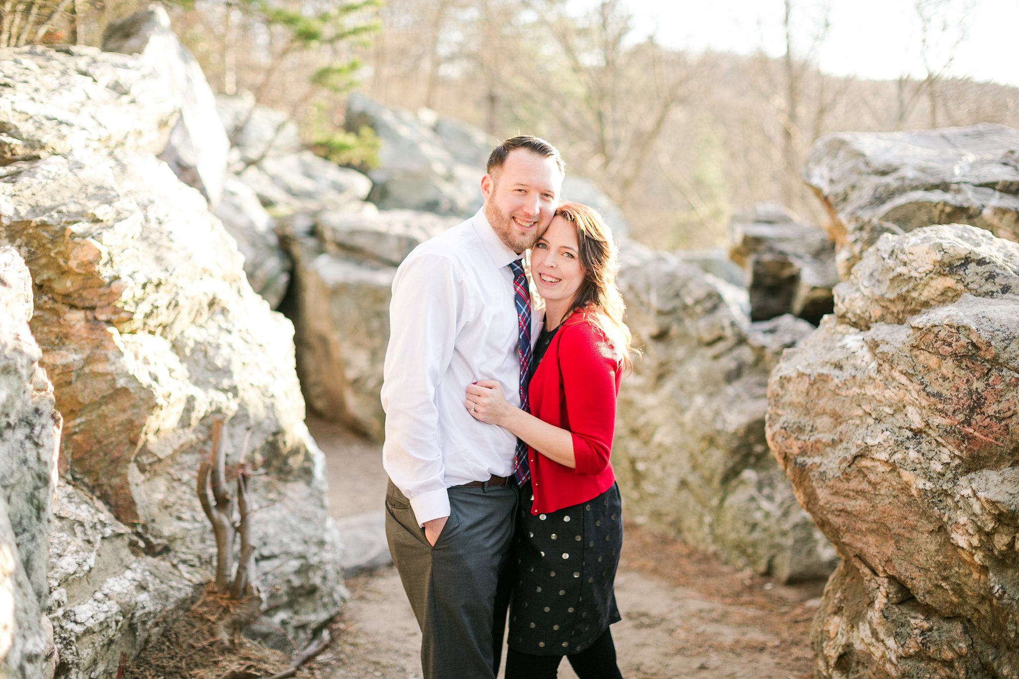 Bluemont Winery Engagement Photos Virginia Wedding Photographer Winter Engagement Shoot Megan Kelsey Photography Colleen & Matt-6877_photo.jpg
