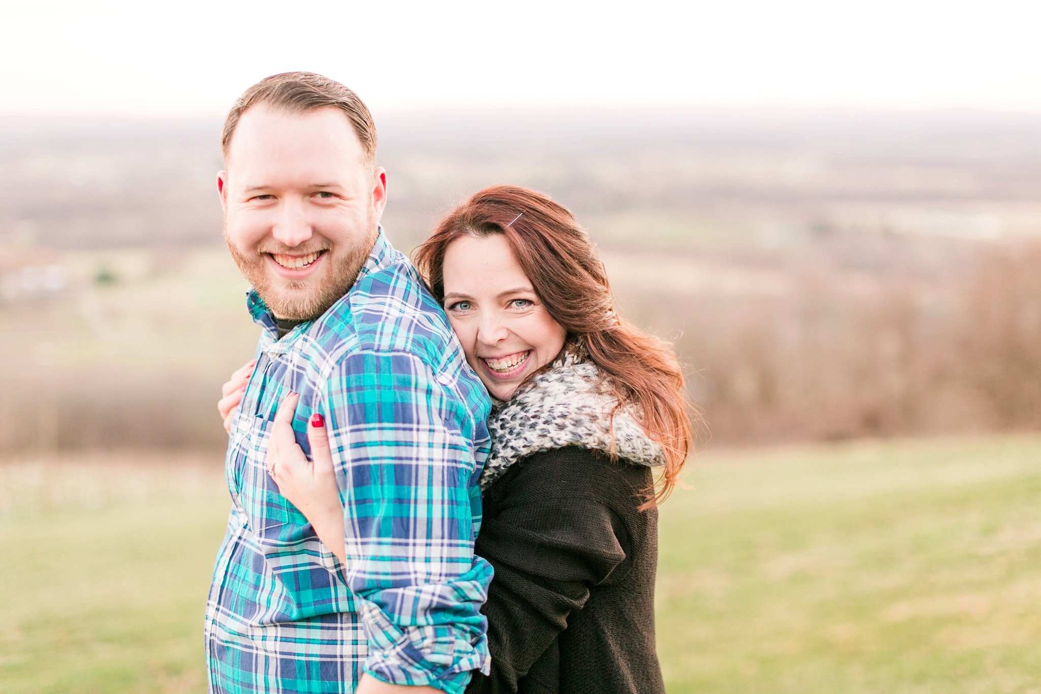 Bluemont Winery Engagement Photos Virginia Wedding Photographer Winter Engagement Shoot Megan Kelsey Photography Colleen & Matt-7438_photo.jpg