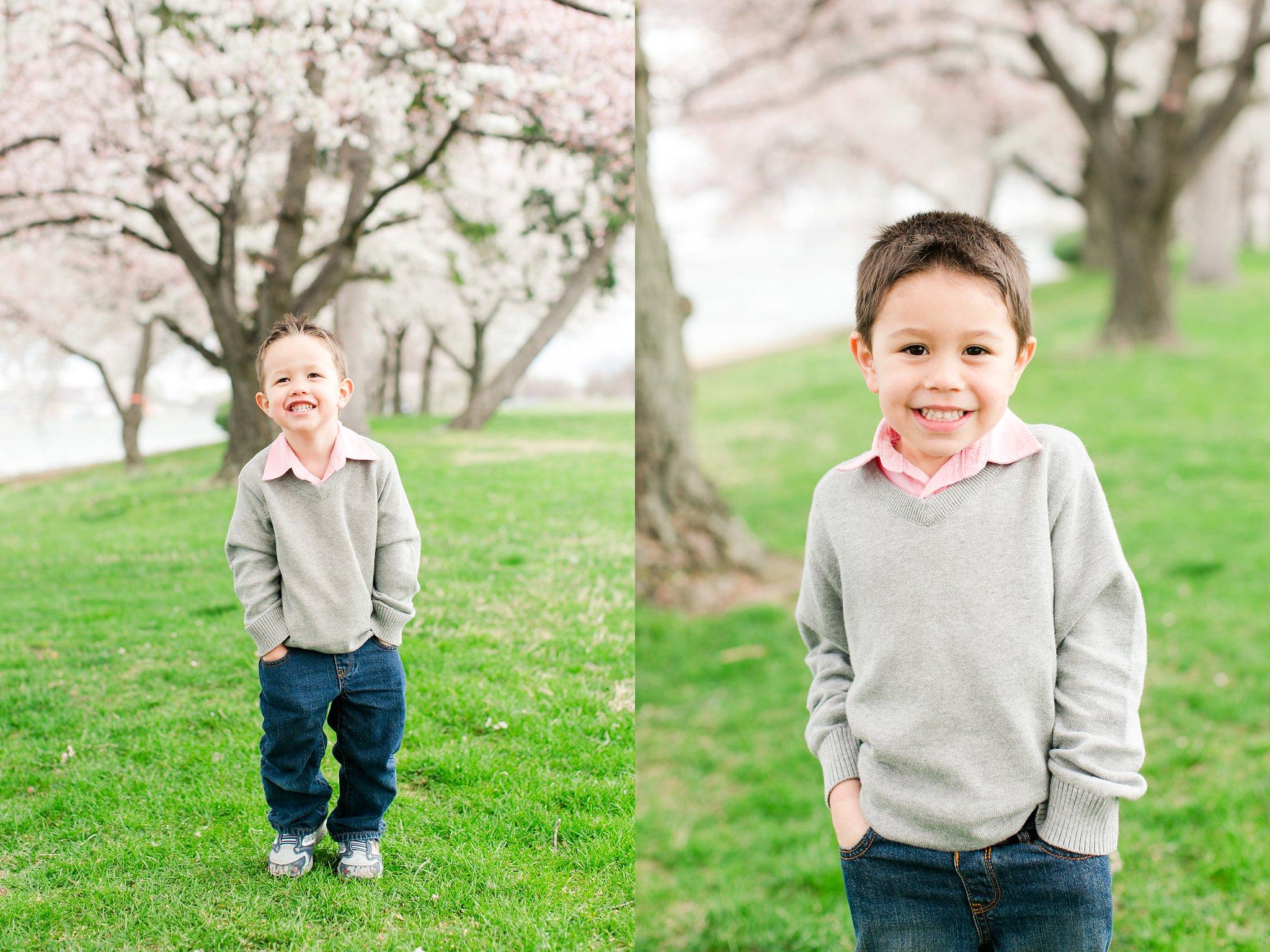 Washington DC Family Photographer Cherry Blossom Portraits Clark Family Megan Kelsey Photography-16.jpg