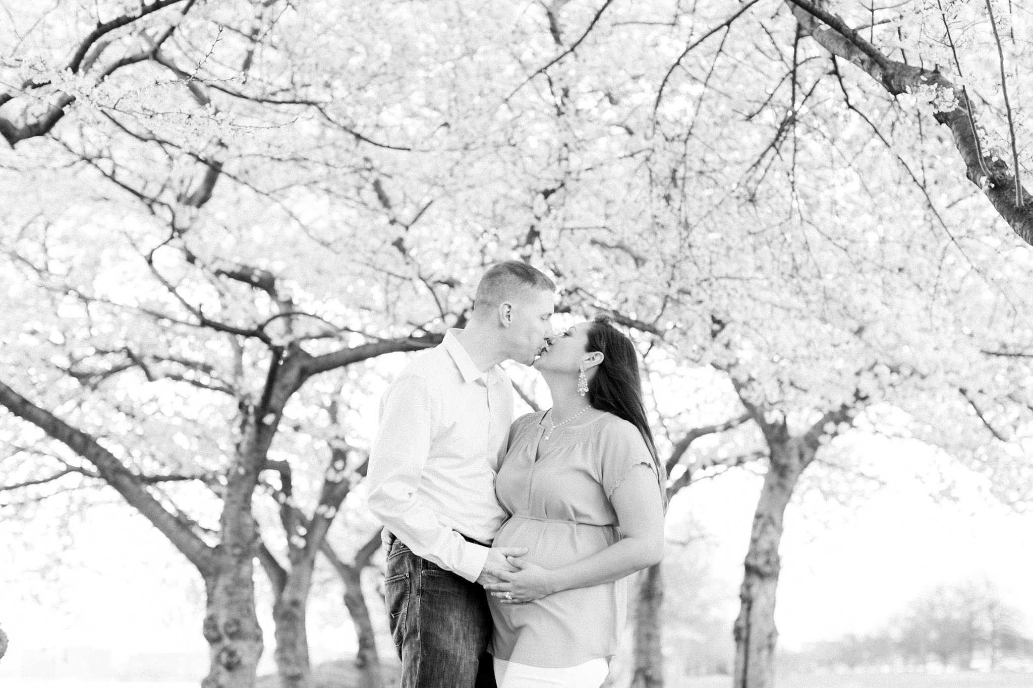 Washington DC Family Photographer Cherry Blossom Portraits Clark Family Megan Kelsey Photography-54.jpg