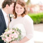 Congressional Country Club Wedding Photos | Kelly & Andrew | Elegant Blush & Champagne Spring Wedding