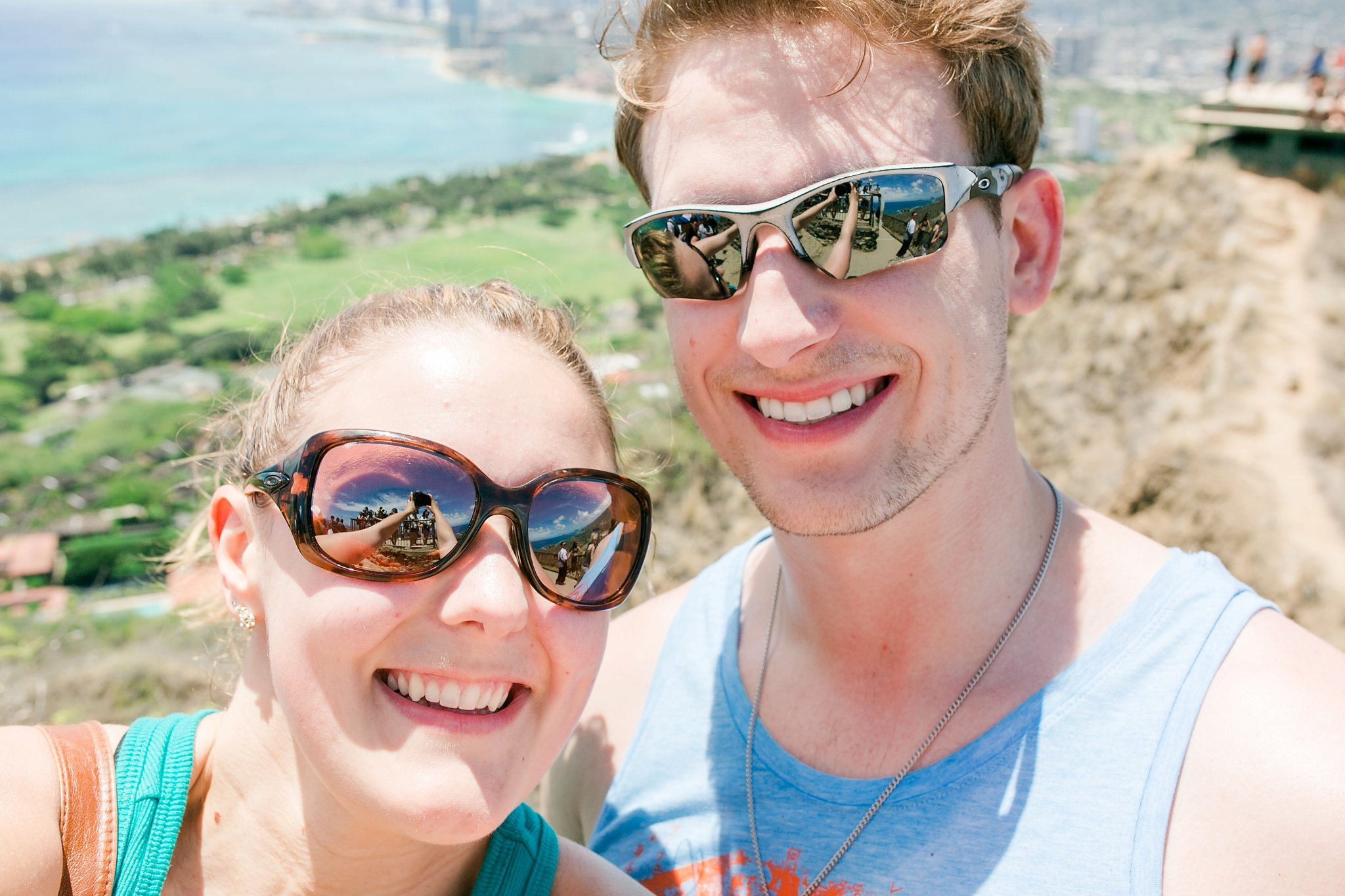 Hawaiian Honeymoon Part I | Adventures On The Island Of Oahu
