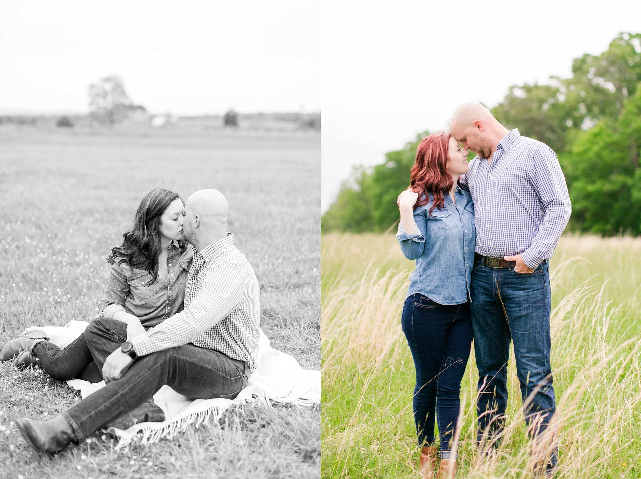 Old Town Manassas Battlefield Engagement Photos Virginia Wedding Photographer Jessica & Jason-121.jpg