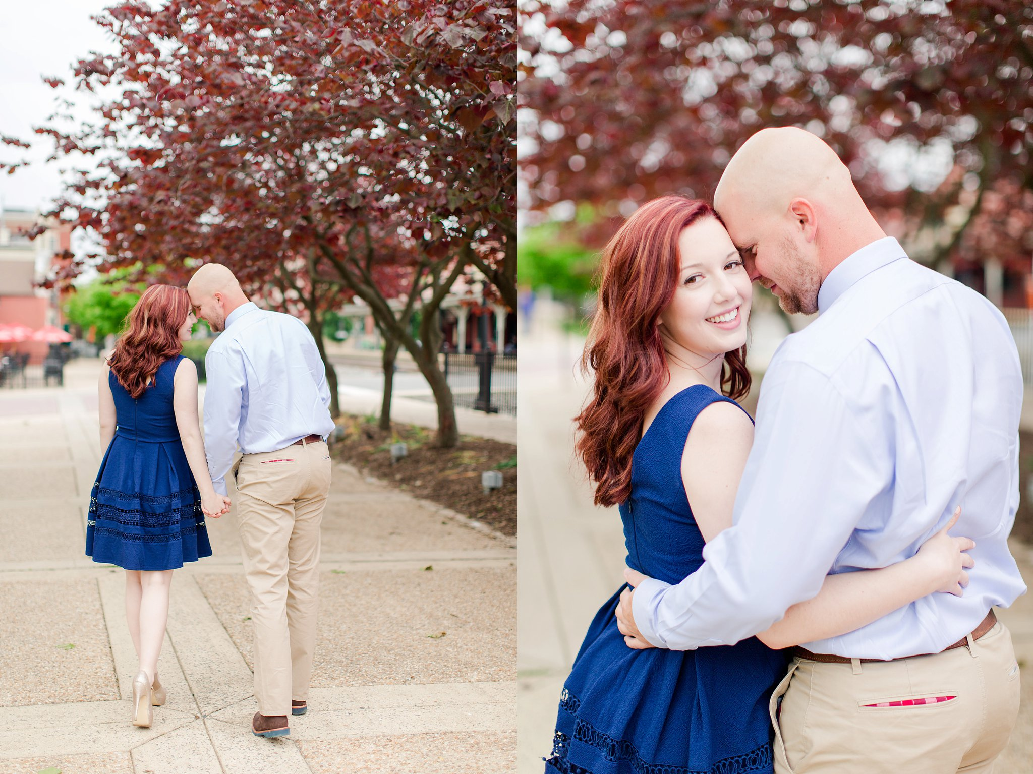 Old Town Manassas Battlefield Engagement Photos Virginia Wedding Photographer Jessica & Jason-26.jpg