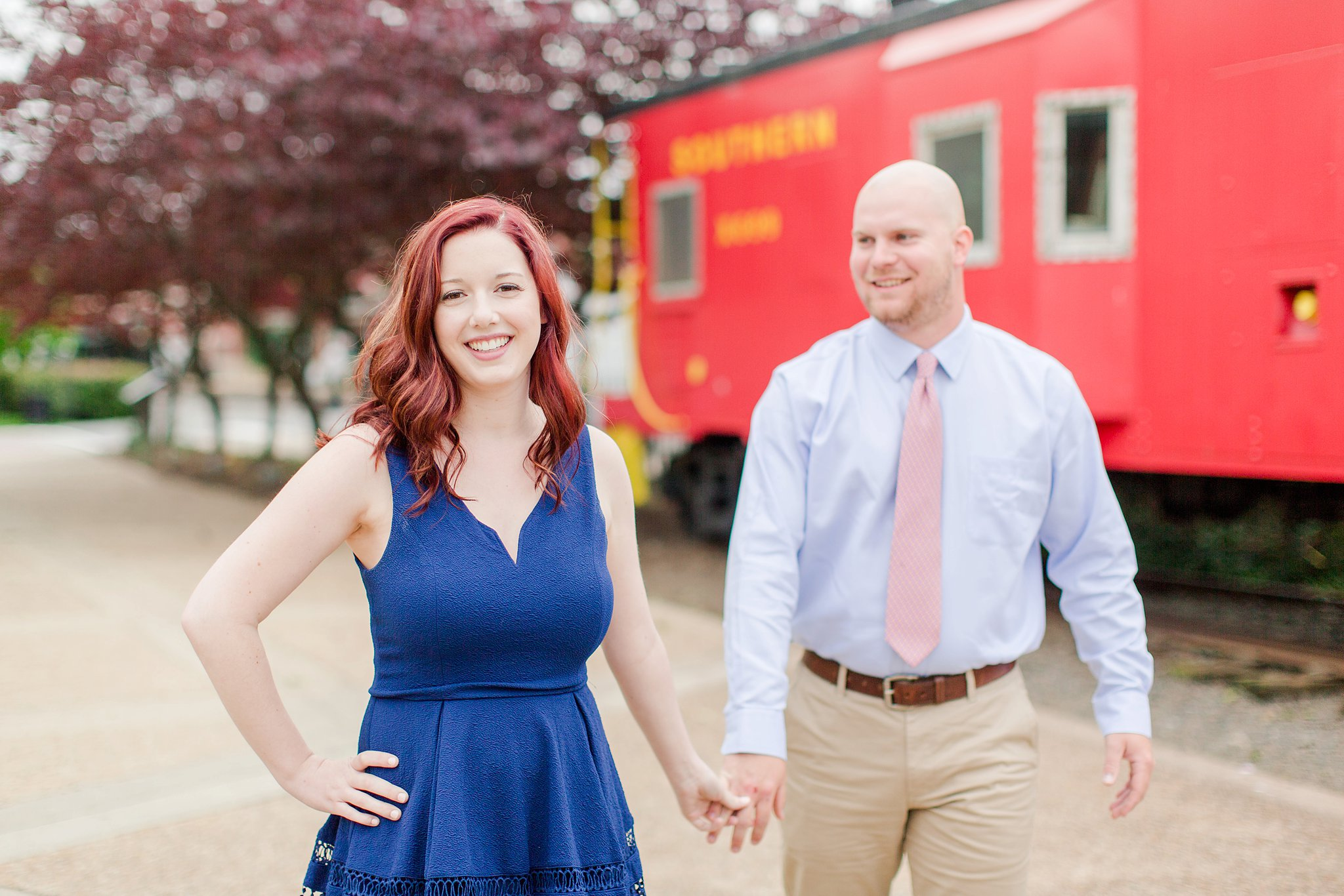 Old Town Manassas Battlefield Engagement Photos Virginia Wedding Photographer Jessica & Jason-9.jpg