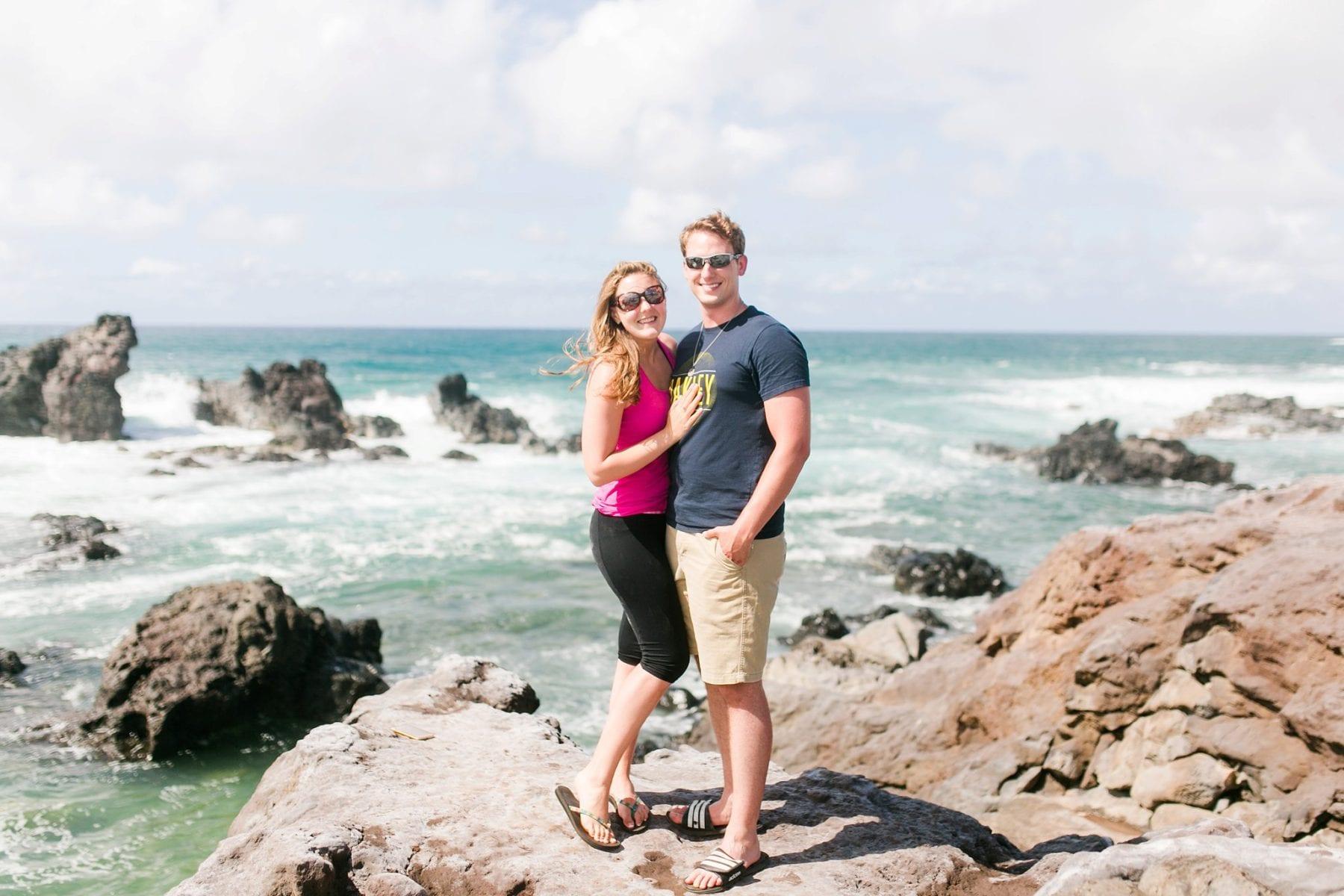 Justin & Megan Hawaiian Honeymoon Maui Oahu Vacation Photos--2.jpg