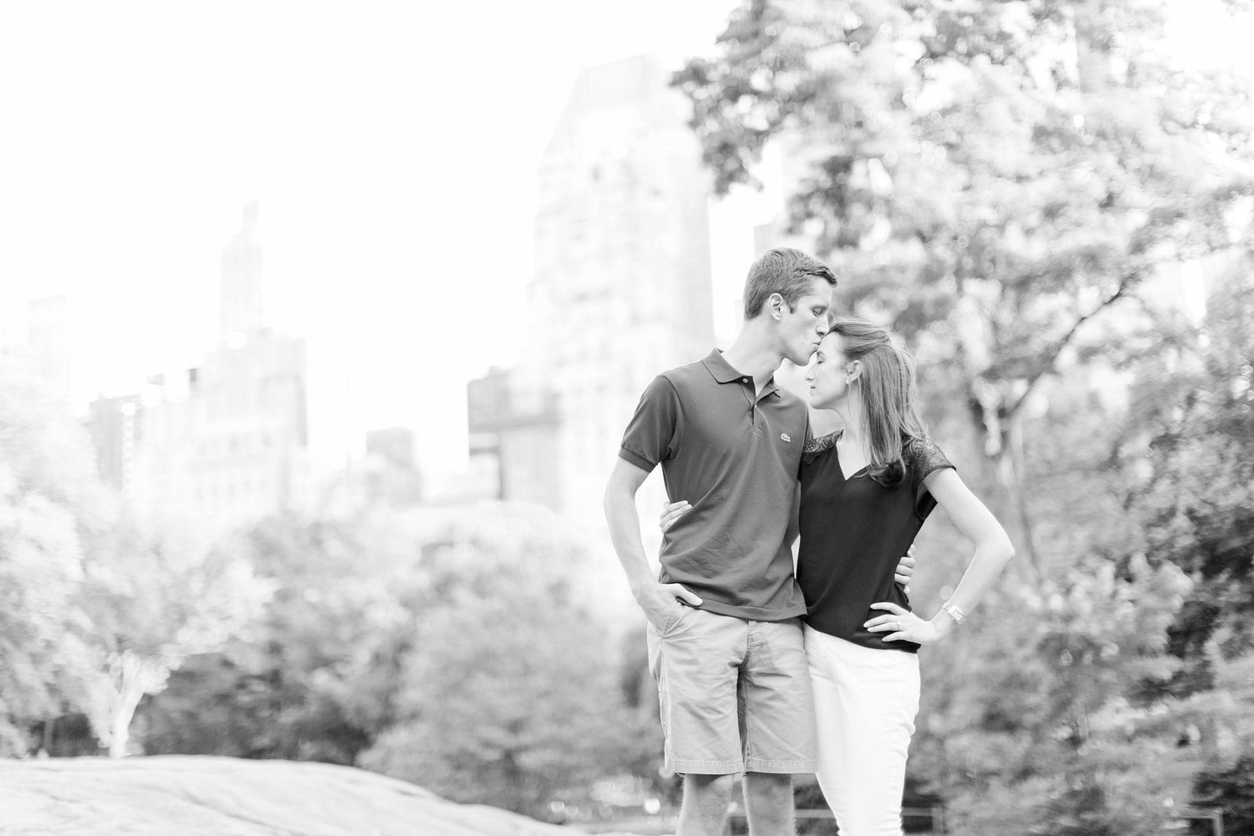West Village Central Park Engagement Photos NYC Wedding Photographer Megan Kelsey Photography-181.jpg