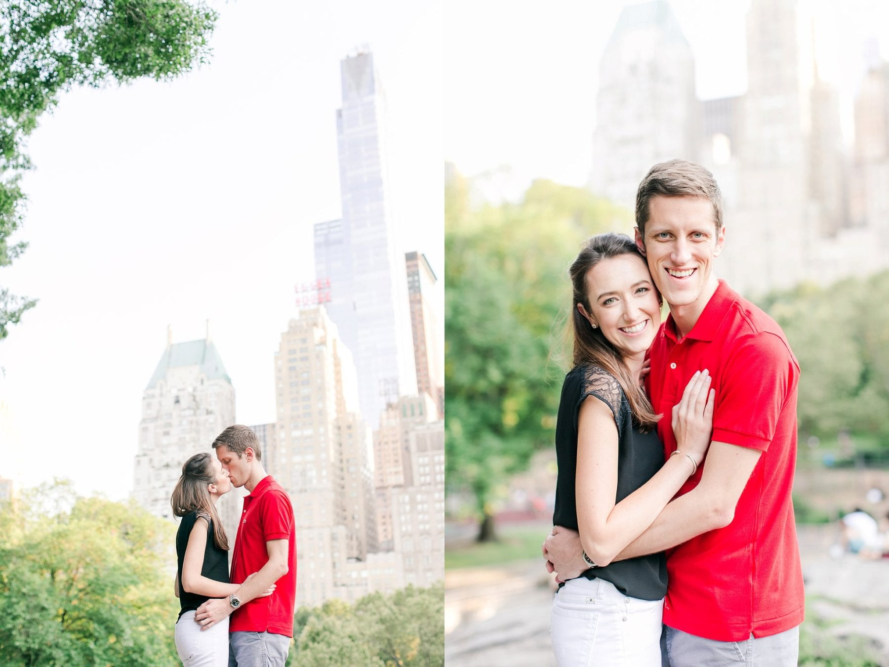 West Village Central Park Engagement Photos NYC Wedding Photographer Megan Kelsey Photography-196.jpg