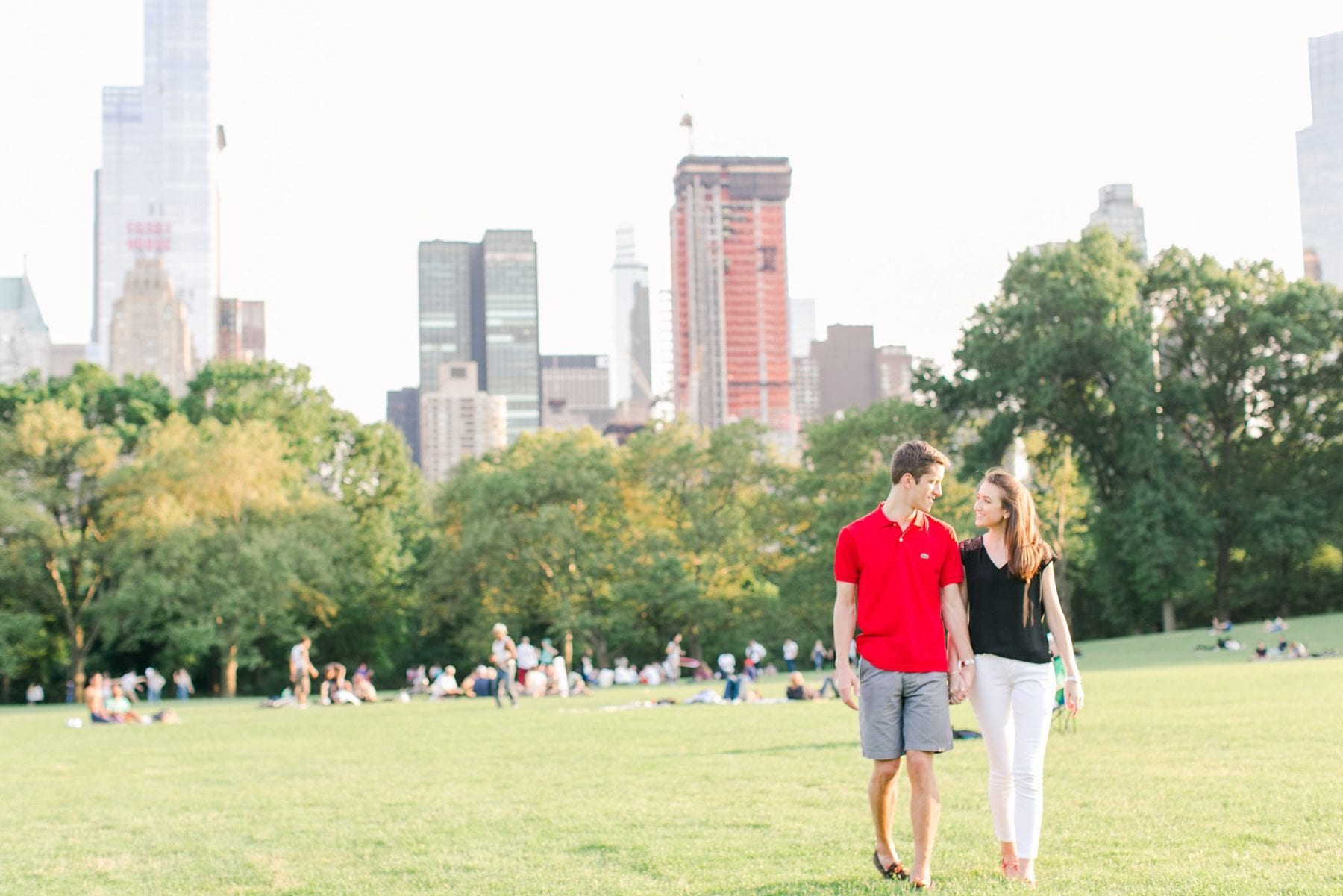 West Village Central Park Engagement Photos NYC Wedding Photographer Megan Kelsey Photography-207.jpg