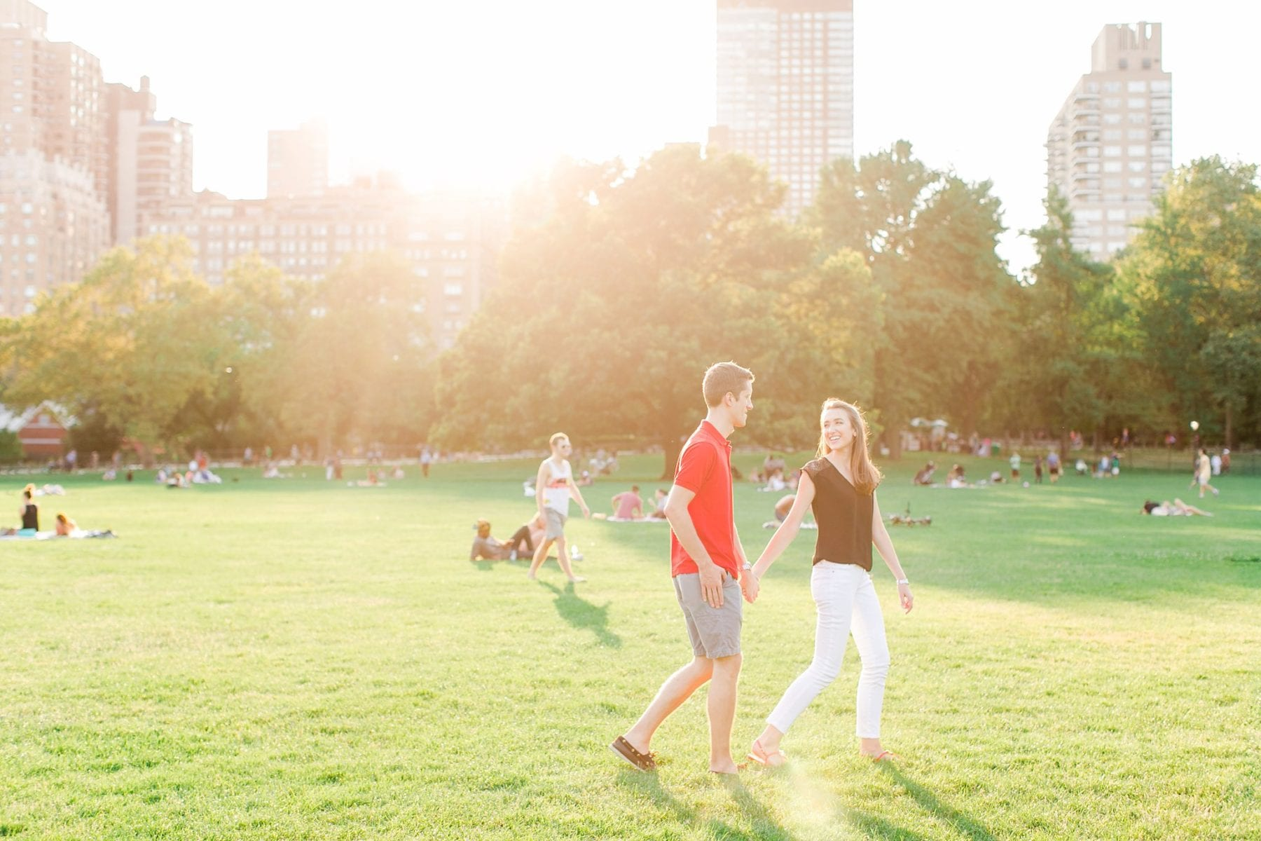 West Village Central Park Engagement Photos NYC Wedding Photographer Megan Kelsey Photography-211.jpg