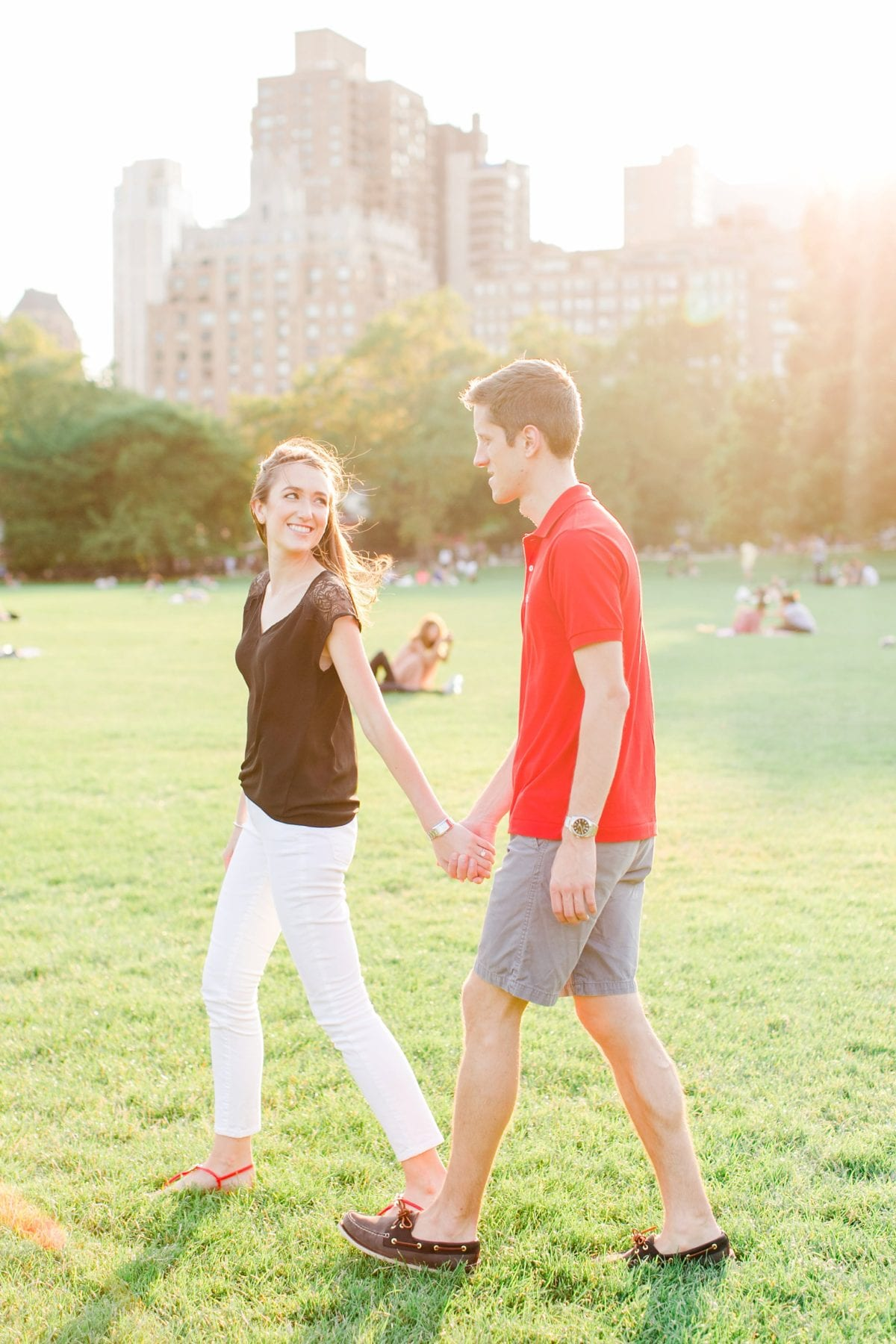 West Village Central Park Engagement Photos NYC Wedding Photographer Megan Kelsey Photography-213.jpg