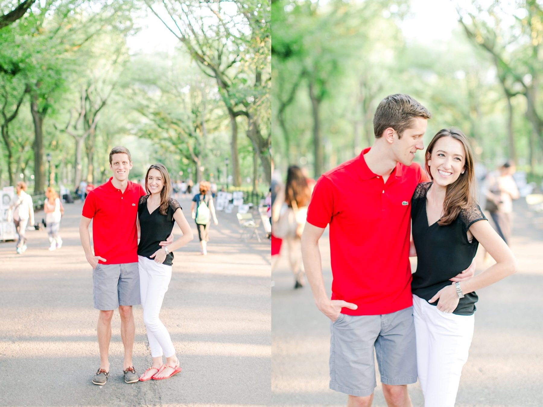 West Village Central Park Engagement Photos NYC Wedding Photographer Megan Kelsey Photography-218.jpg