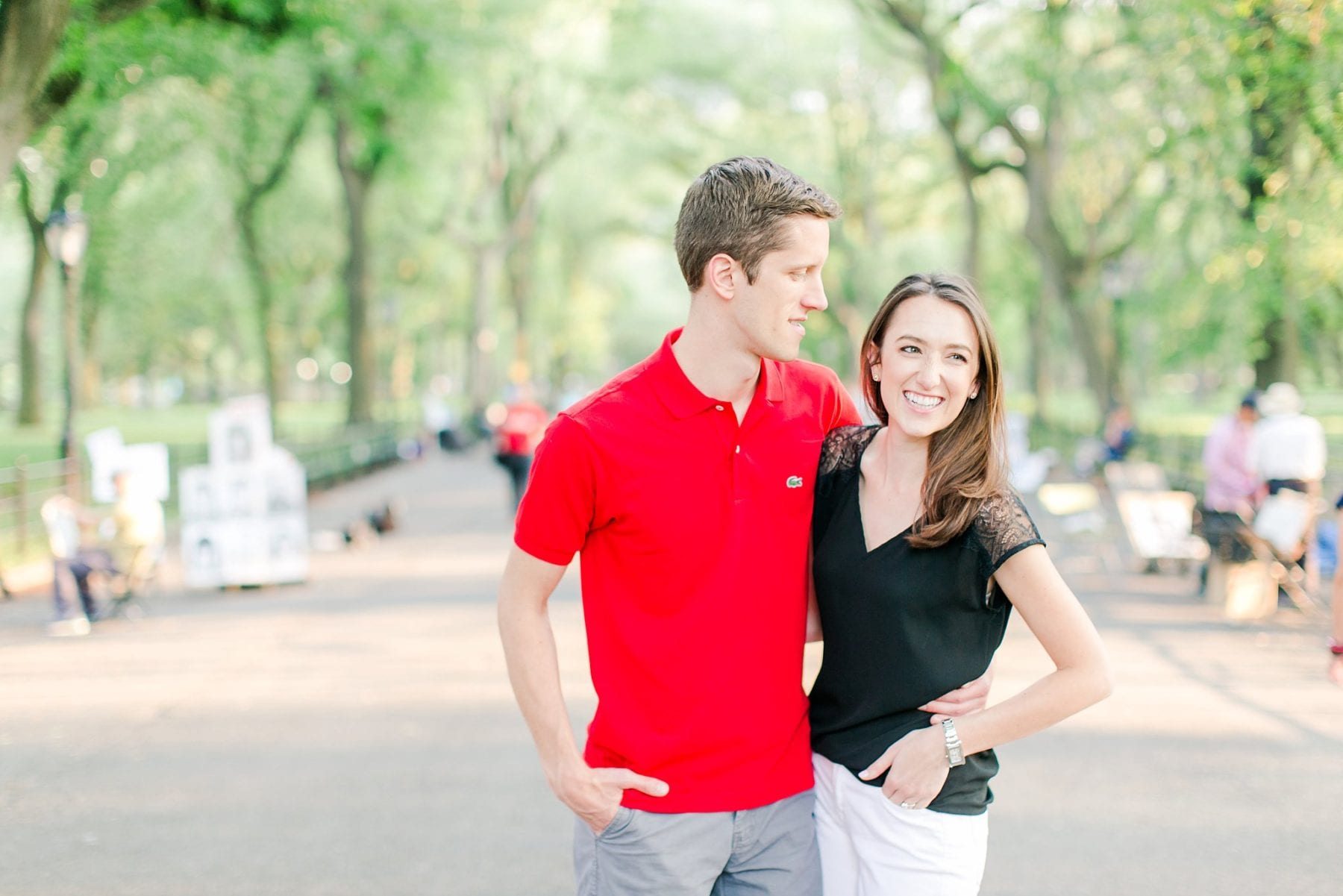 West Village Central Park Engagement Photos NYC Wedding Photographer Megan Kelsey Photography-220.jpg