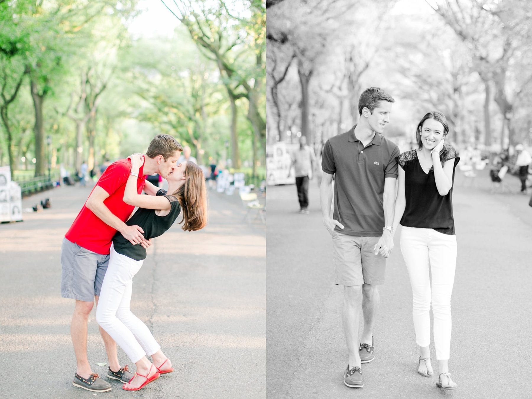 West Village Central Park Engagement Photos NYC Wedding Photographer Megan Kelsey Photography-227.jpg