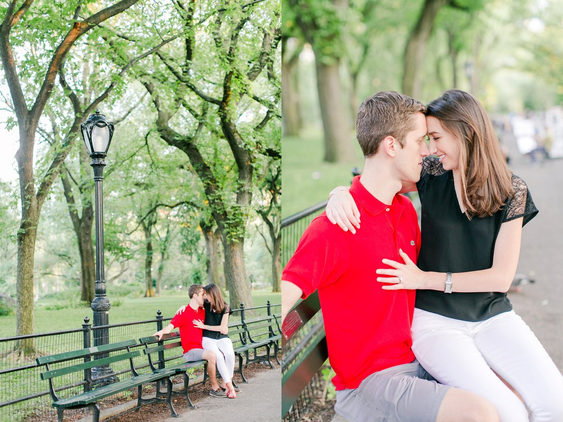 West Village Central Park Engagement Photos NYC Wedding Photographer Megan Kelsey Photography-232.jpg