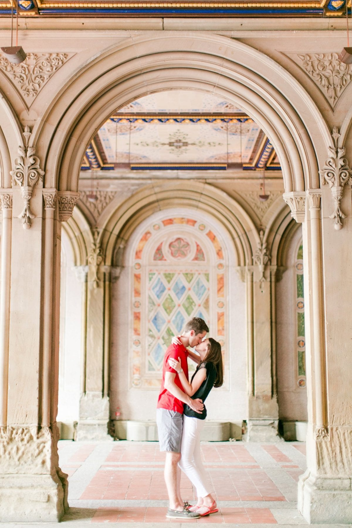 West Village Central Park Engagement Photos NYC Wedding Photographer Megan Kelsey Photography-252.jpg