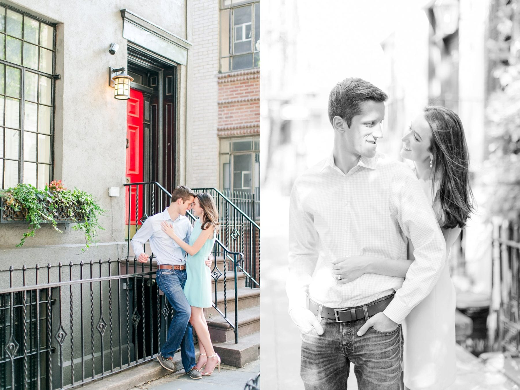West Village Central Park Engagement Photos NYC Wedding Photographer Megan Kelsey Photography-55.jpg