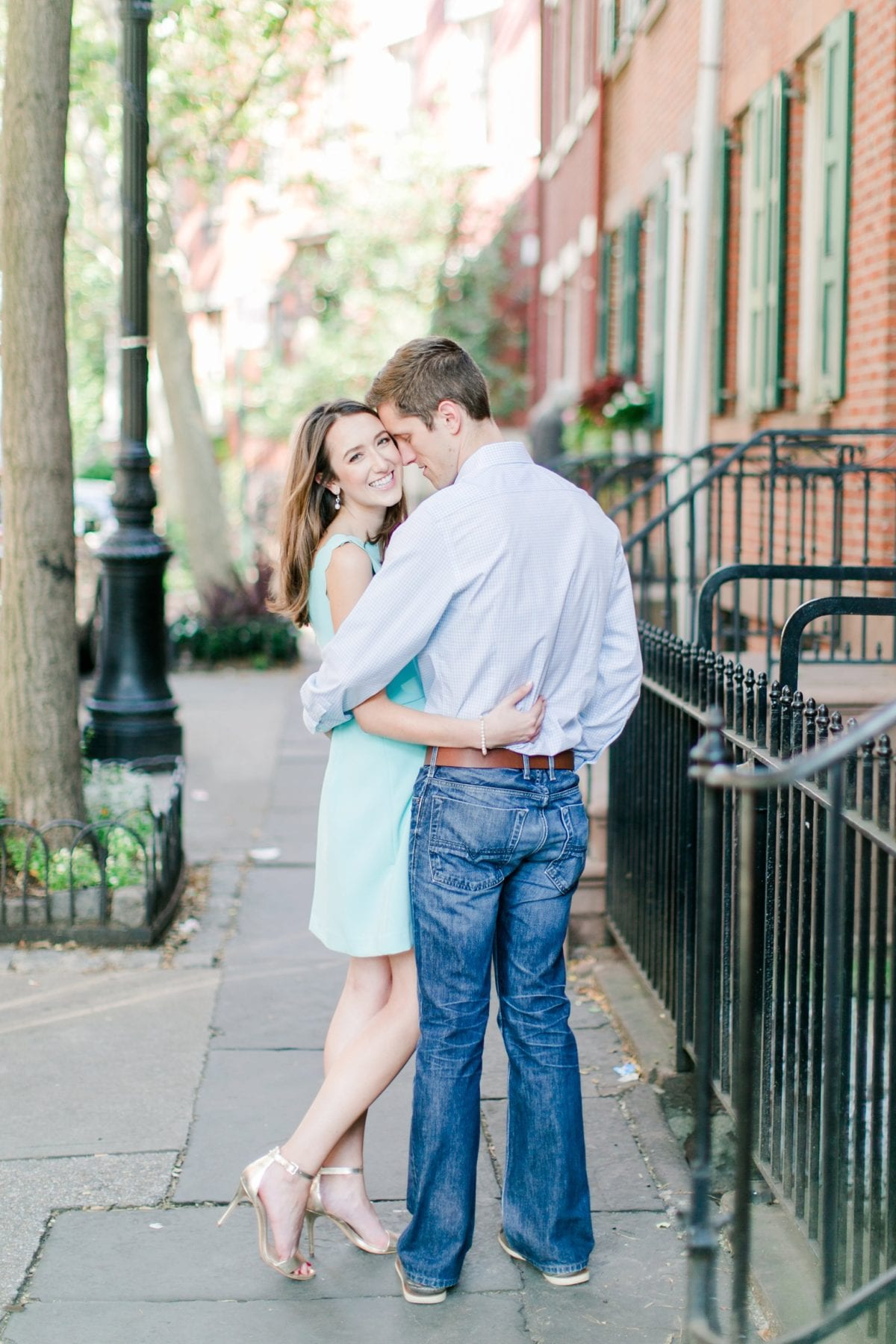 West Village Central Park Engagement Photos NYC Wedding Photographer Megan Kelsey Photography-66.jpg