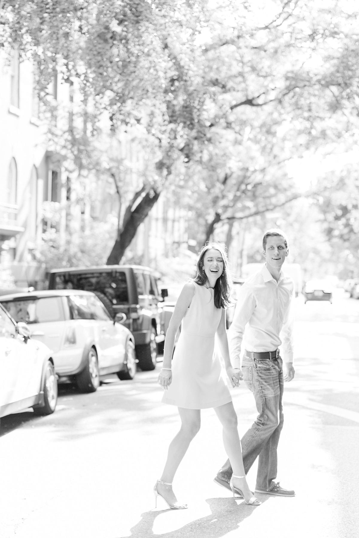 West Village Central Park Engagement Photos NYC Wedding Photographer Megan Kelsey Photography-88.jpg