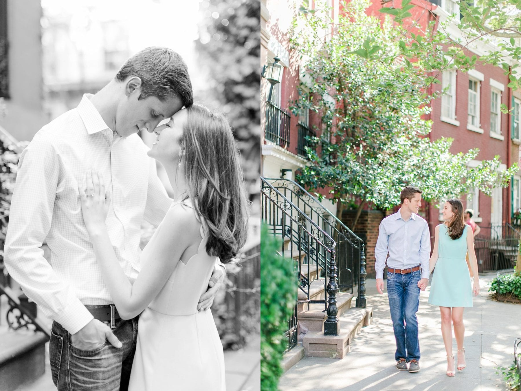 West Village Central Park Engagement Photos NYC Wedding Photographer Megan Kelsey Photography-95.jpg
