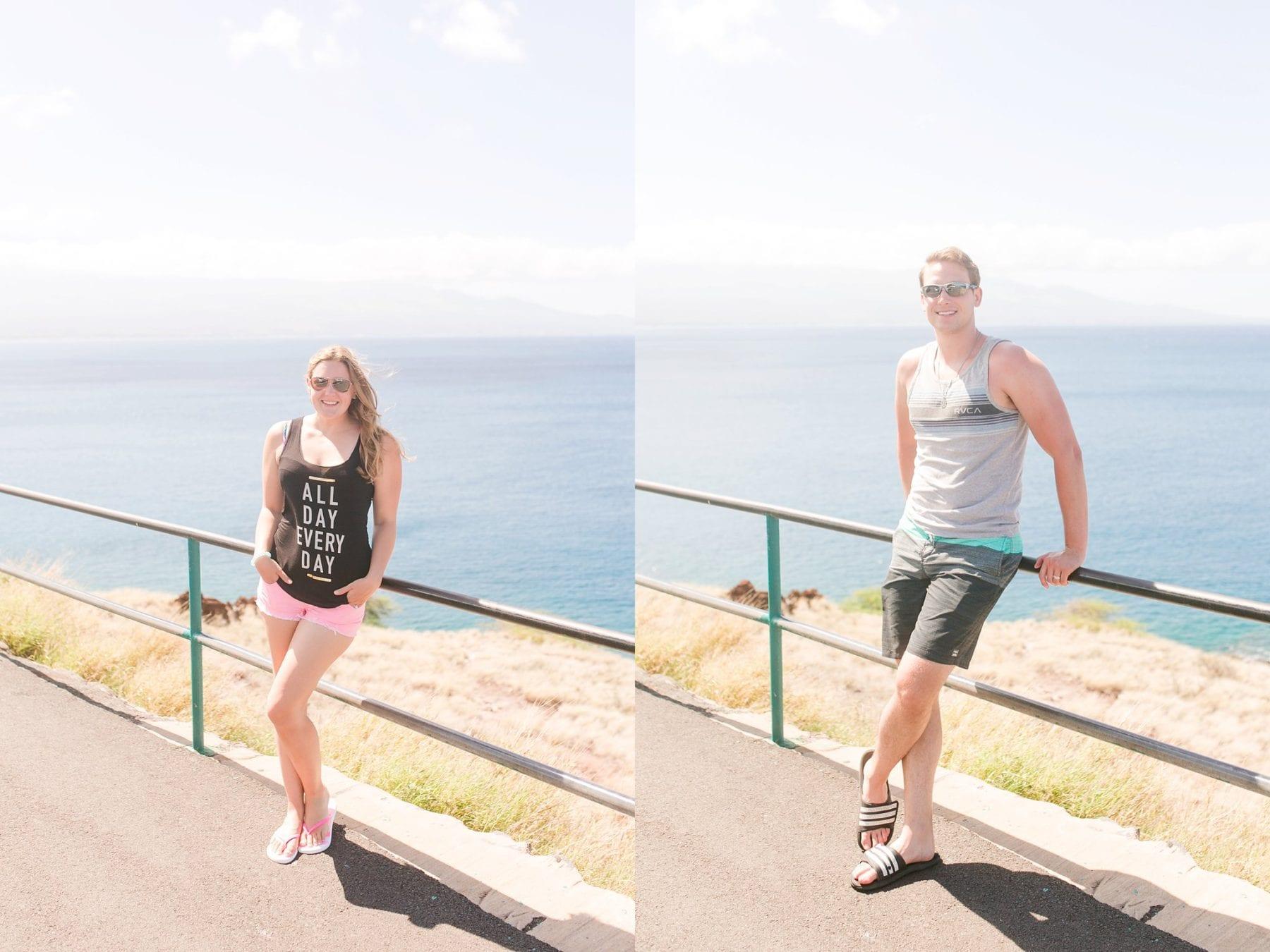 Justin & Megan Hawaiian Honeymoon Maui Oahu Vacation Photos--16.jpg