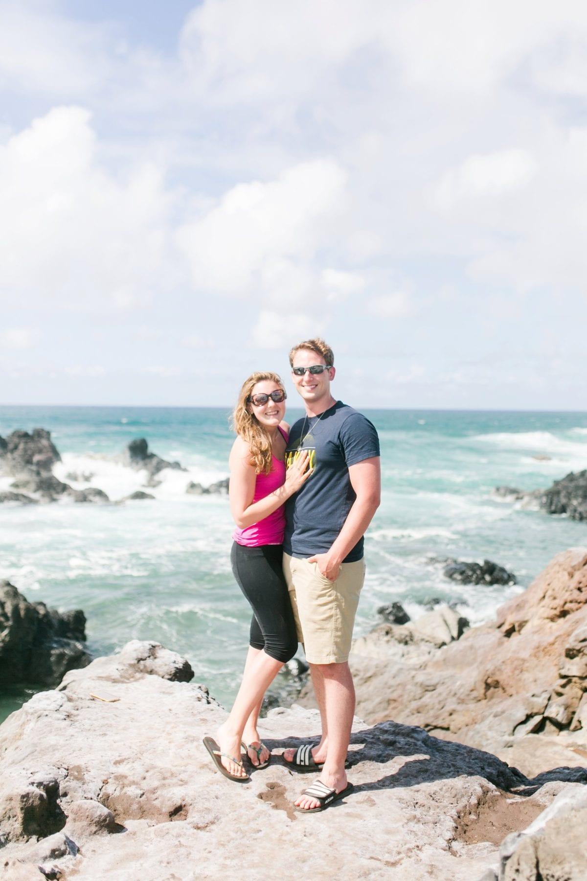 Justin & Megan Hawaiian Honeymoon Maui Oahu Vacation Photos--8.jpg
