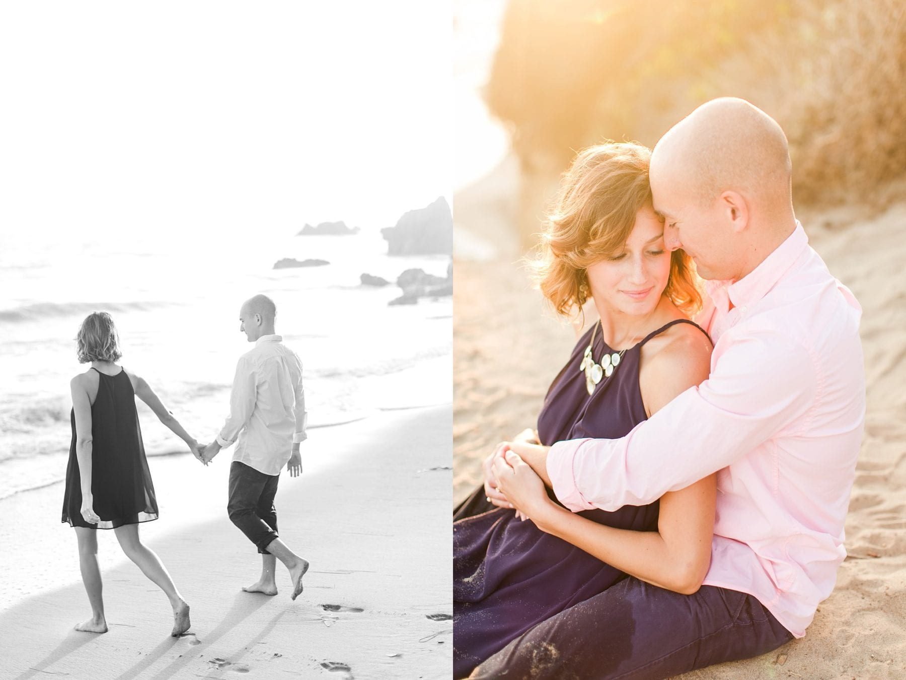 Malibu Engagement Photos California Wedding Photographer Megan Kelsey Photography Maria & David El Matador Beach -168.jpg