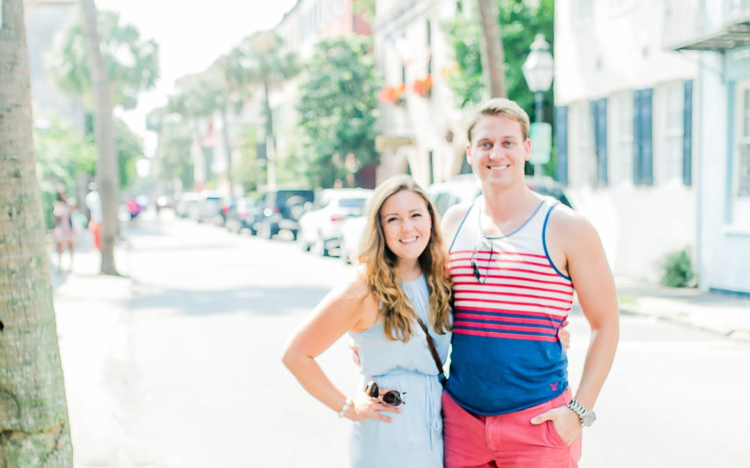 Rainbow Row Adventures | Charleston With Justin | Labor Day Weekend 2015