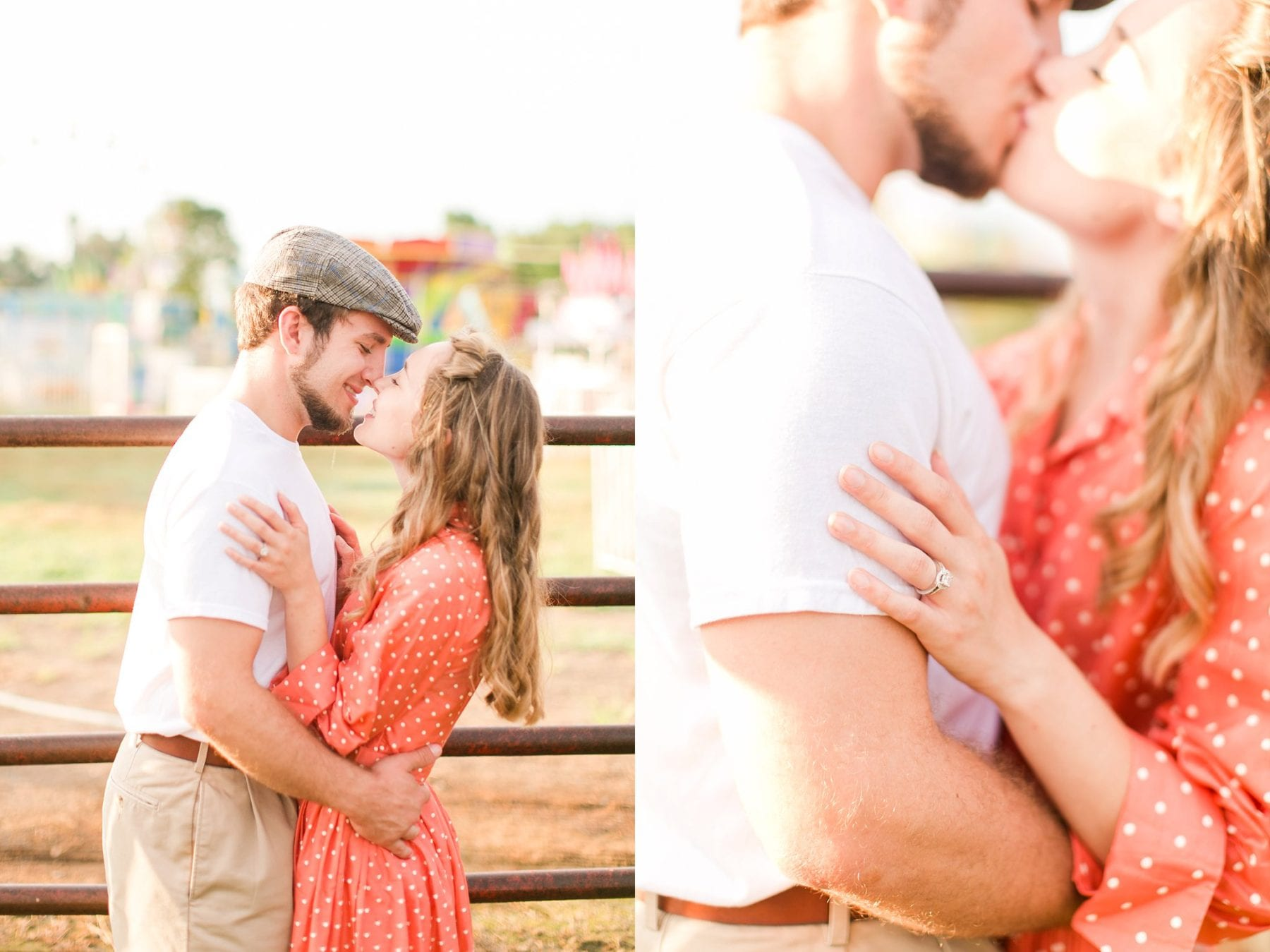 County Fair Engagement Photos Virginia Wedding Photographer Megan Kelsey Photography Samantha & Charles-125.JPG