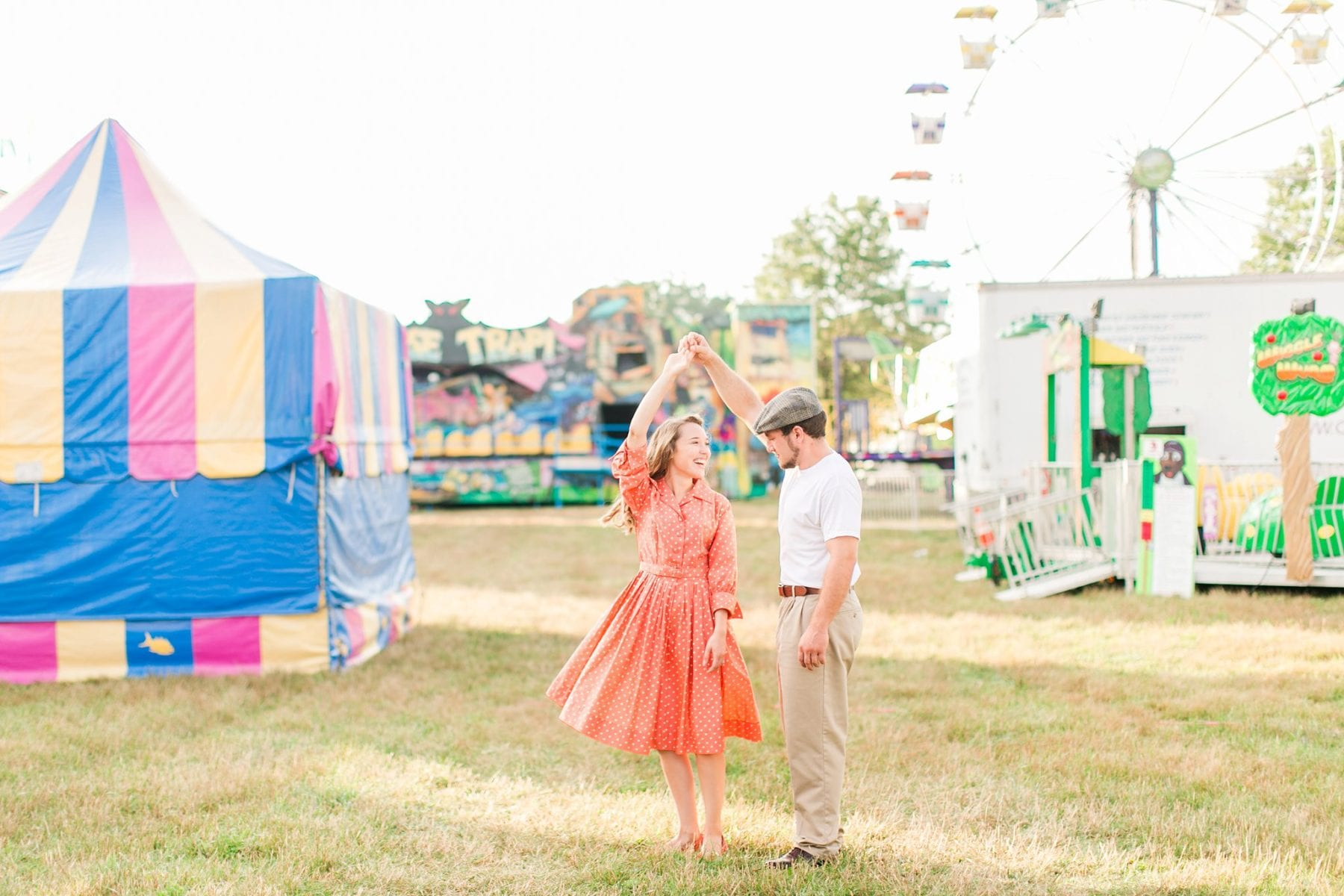 County Fair Engagement Photos Virginia Wedding Photographer Megan Kelsey Photography Samantha & Charles-145.JPG