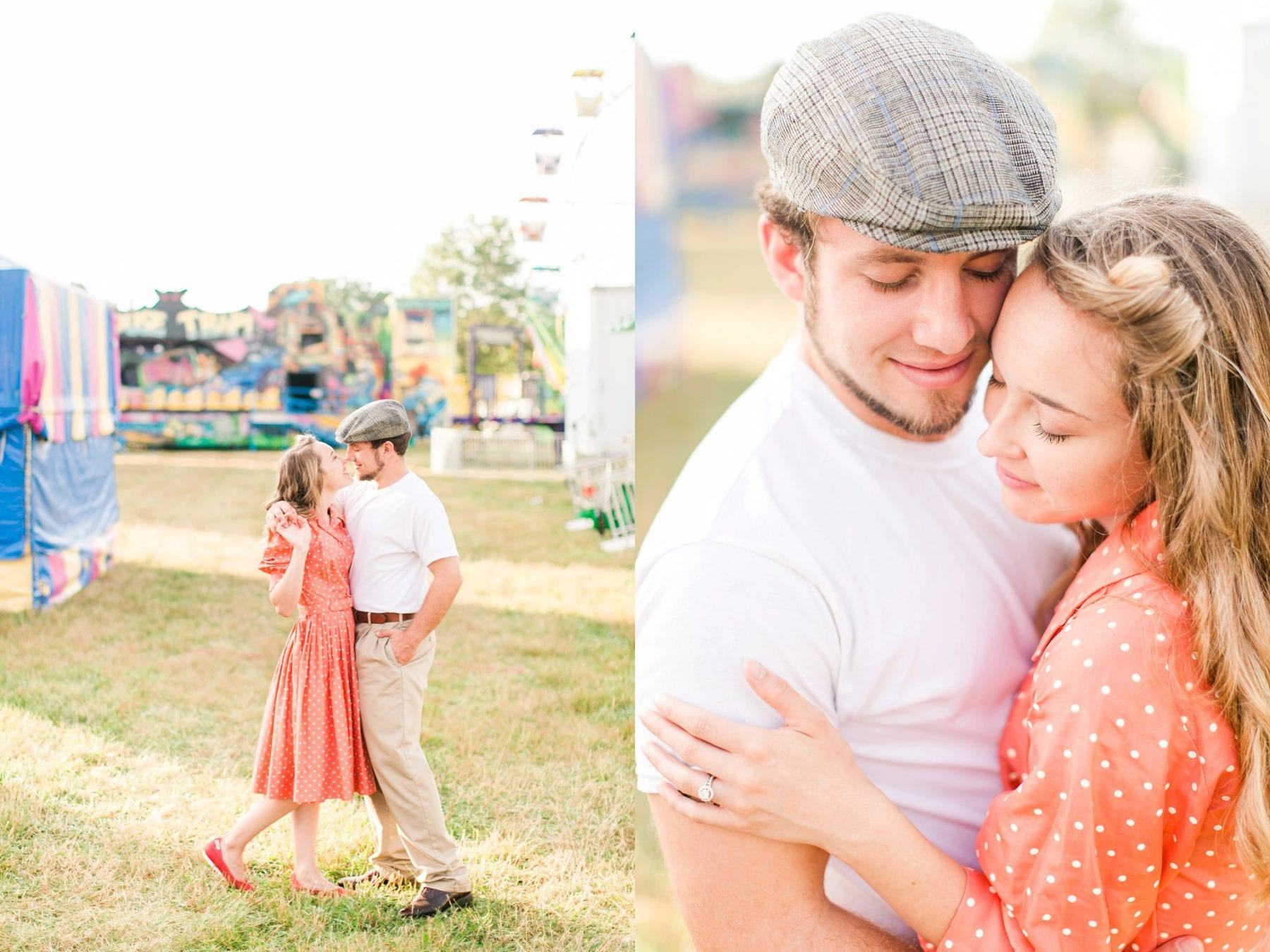County Fair Engagement Photos Virginia Wedding Photographer Megan Kelsey Photography Samantha & Charles-149.JPG