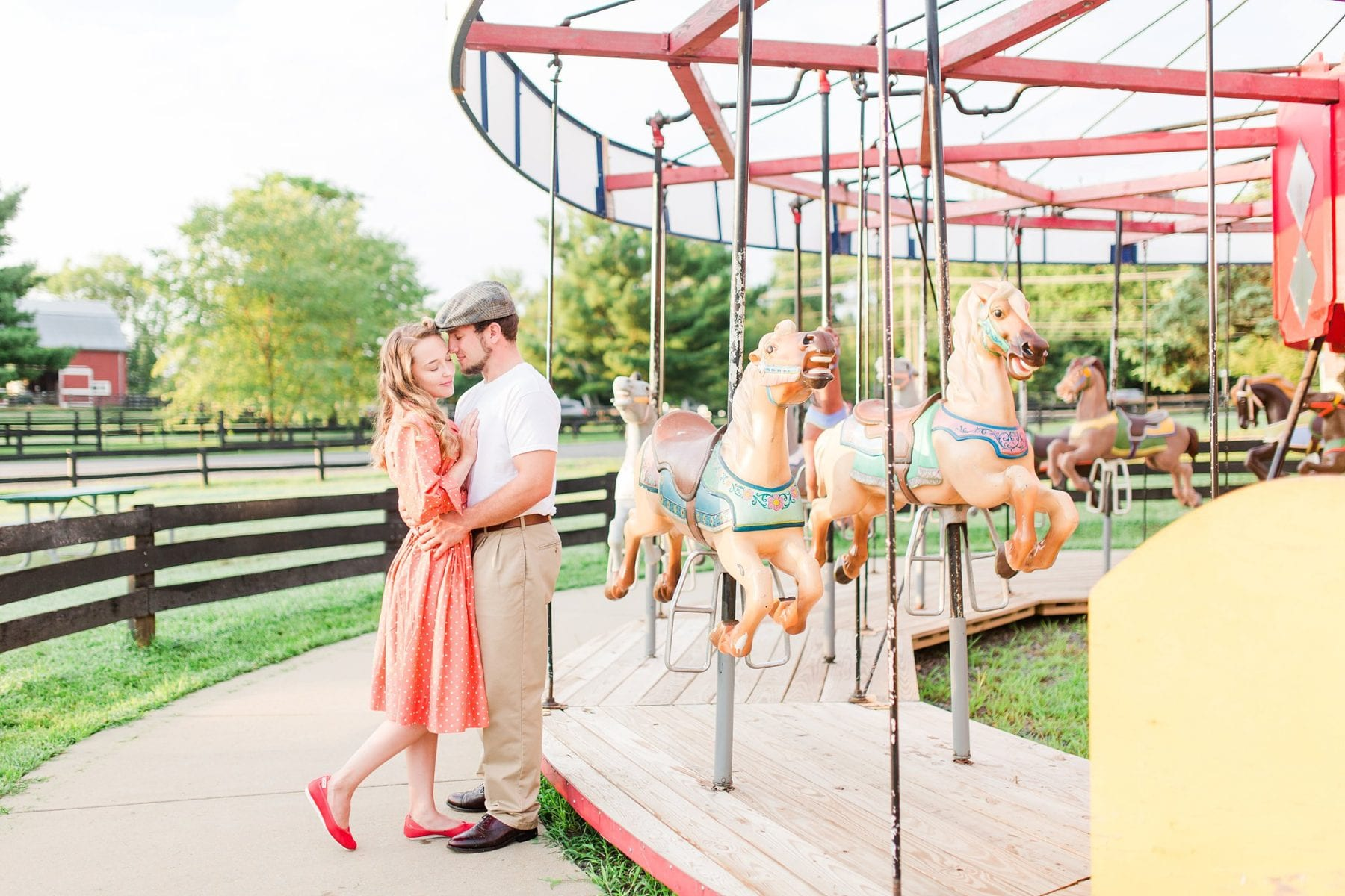 County Fair Engagement Photos Virginia Wedding Photographer Megan Kelsey Photography Samantha & Charles-70.JPG