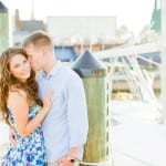 Annapolis Engagement Photos | Sam & Angela | Maryland Wedding Photographer