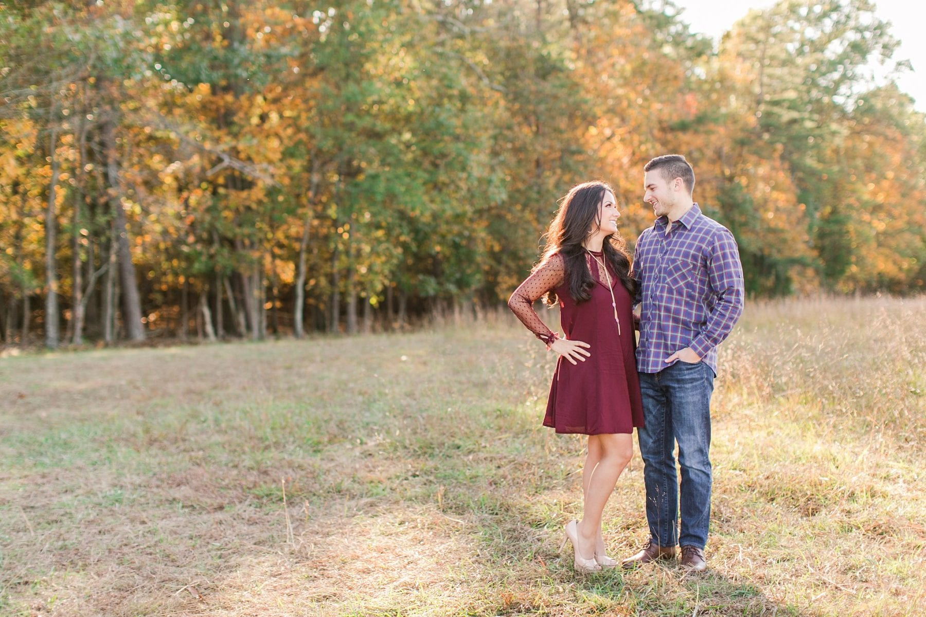 Manassas Battlefield Portraits Virginia Wedding Photographer Megan Kelsey Photography Lianne & Chris-2.jpg