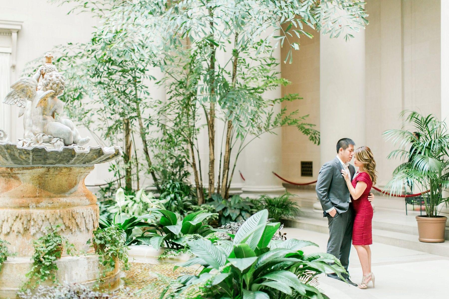 National Gallery of Art Engagement Photos Megan Kelsey Photography Washington DC Wedding Photographer Sy-yu & Anthony-155.jpg