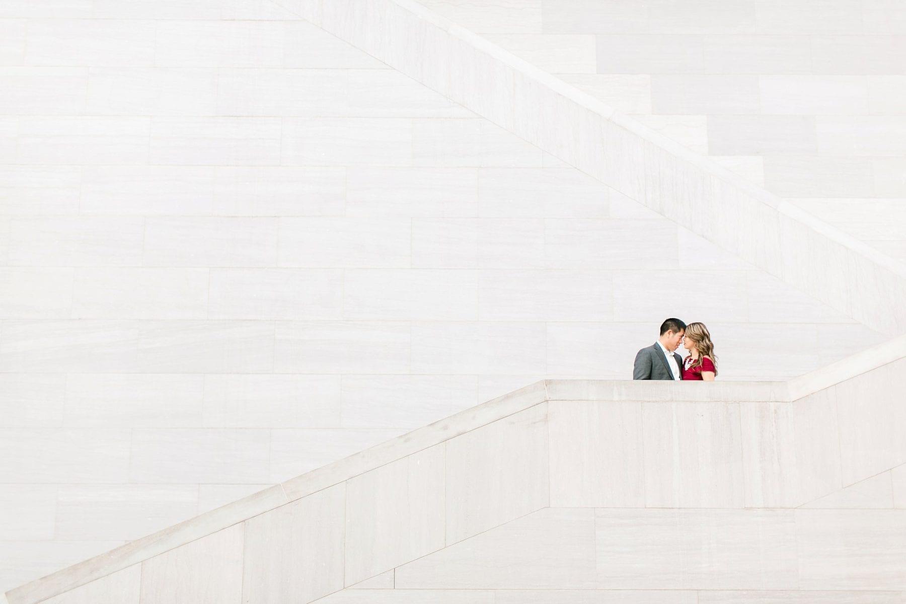 National Gallery of Art Engagement Photos Megan Kelsey Photography Washington DC Wedding Photographer Sy-yu & Anthony-188.jpg