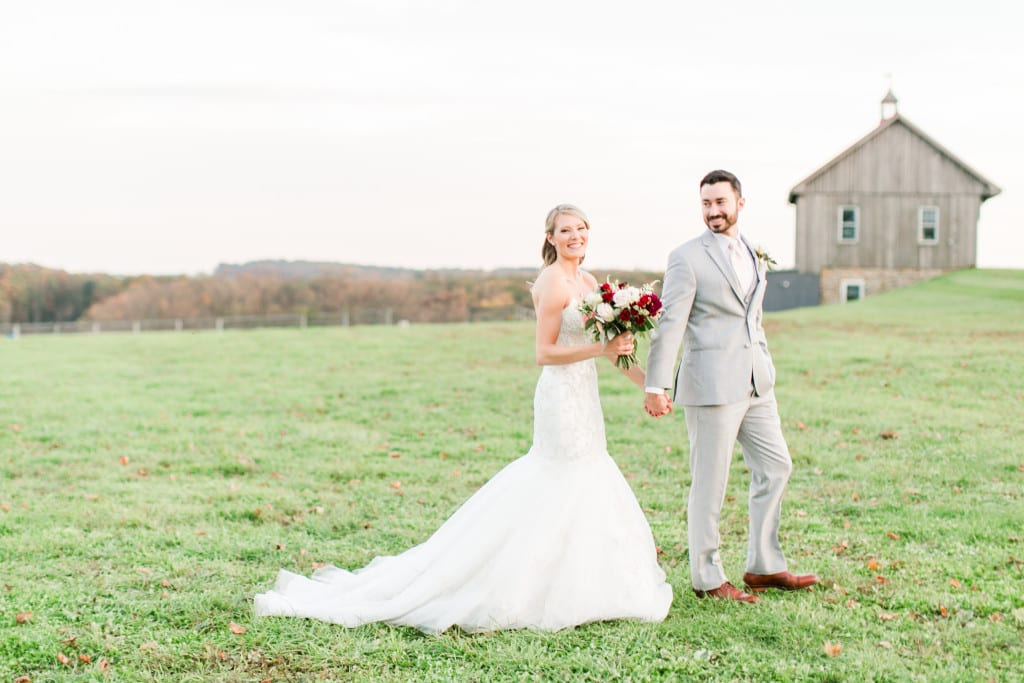 Wyndridge Farm Wedding Heather & Matt Megan Kelsey Photography Pennsylvania Wedding Photographer-6168