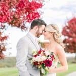 Wyndridge Farm Wedding   Matt & Heather   Classic Pennsylvania Fall Wedding Day