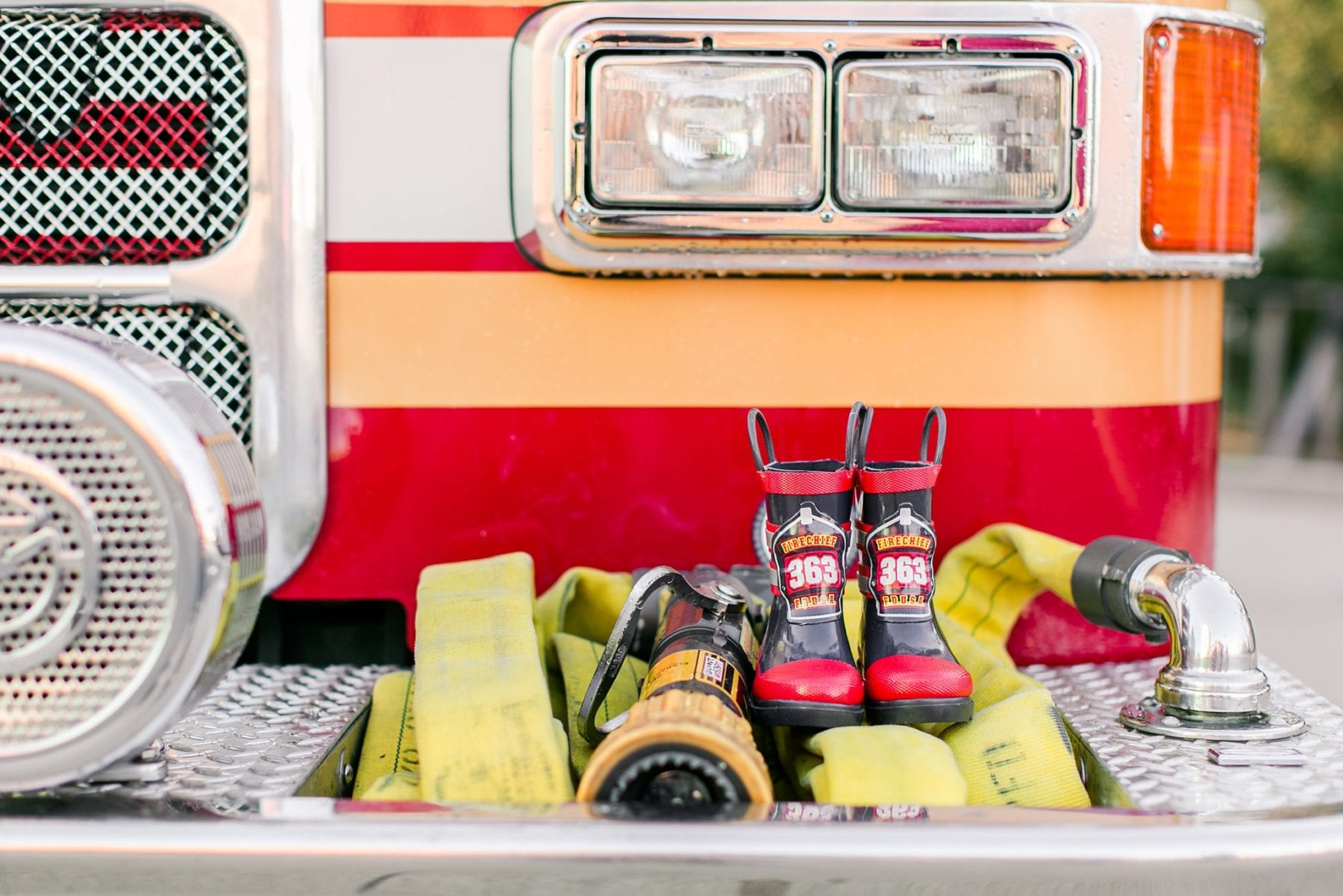 Firefighter Baby Announcement Virginia Photographer Megan Kelsey Photography Jeromy & Becky-10.jpg