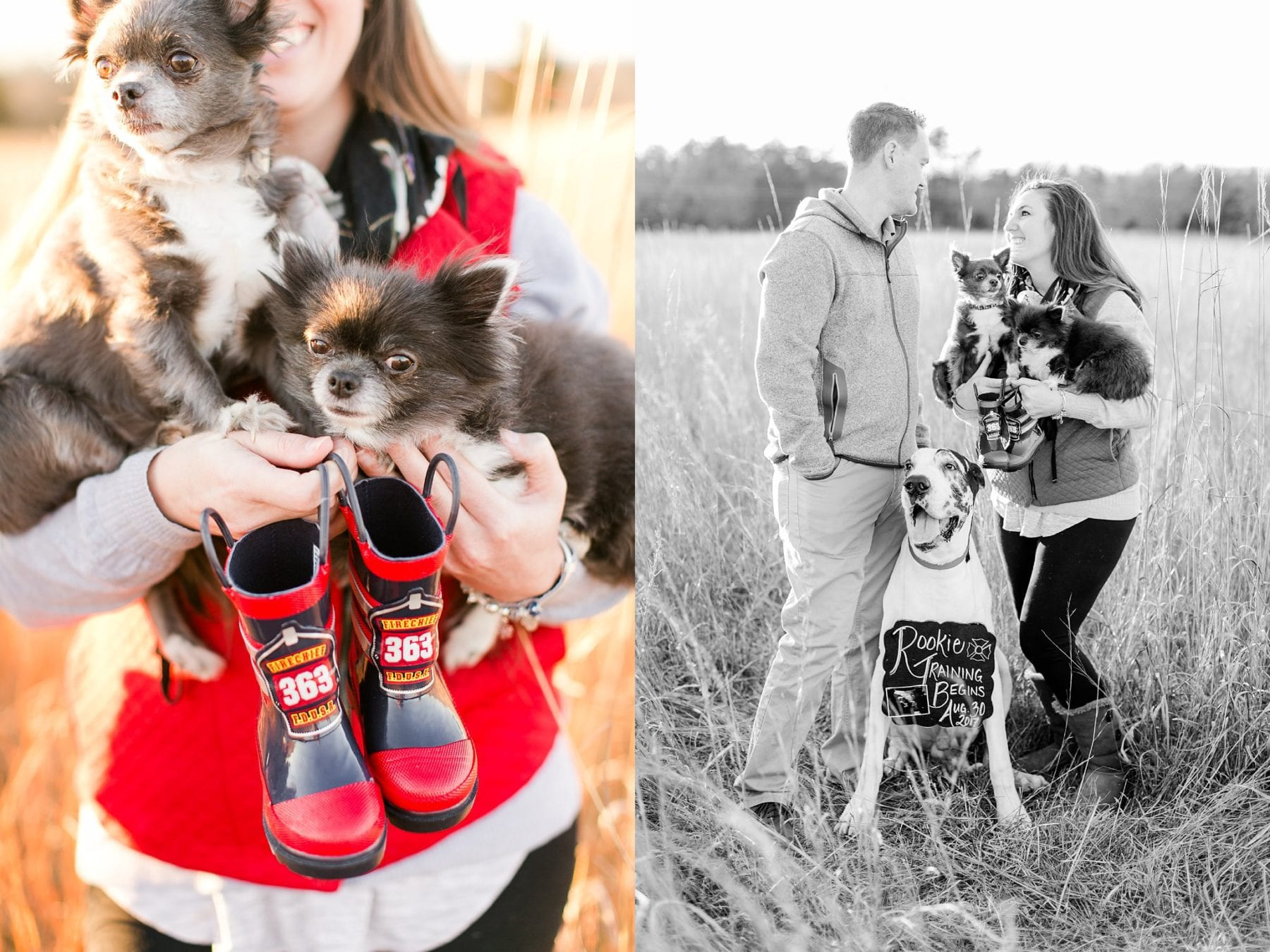 Firefighter Baby Announcement Virginia Photographer Megan Kelsey Photography Jeromy & Becky-116.jpg