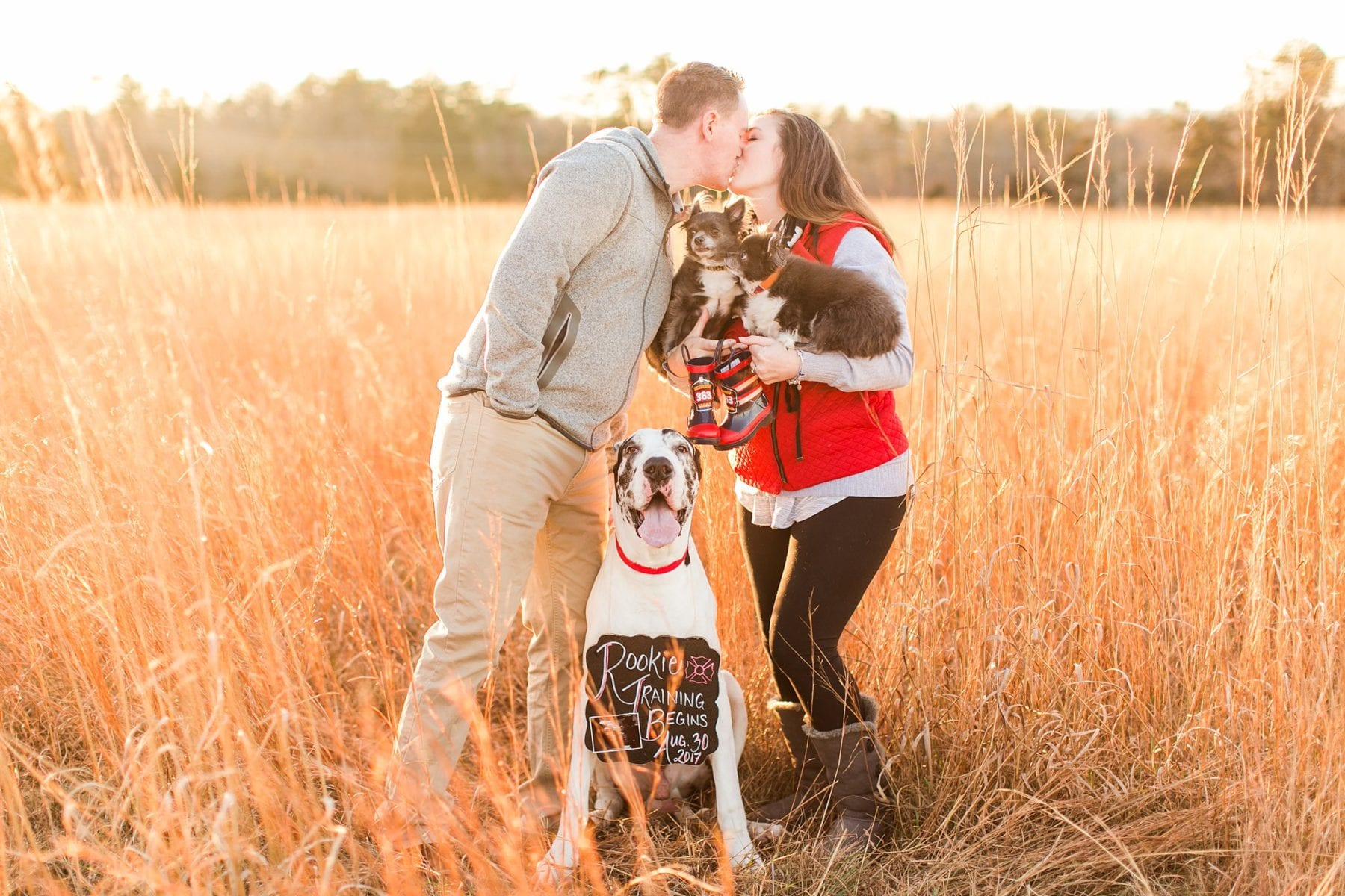 Firefighter Baby Announcement Virginia Photographer Megan Kelsey Photography Jeromy & Becky-127.jpg