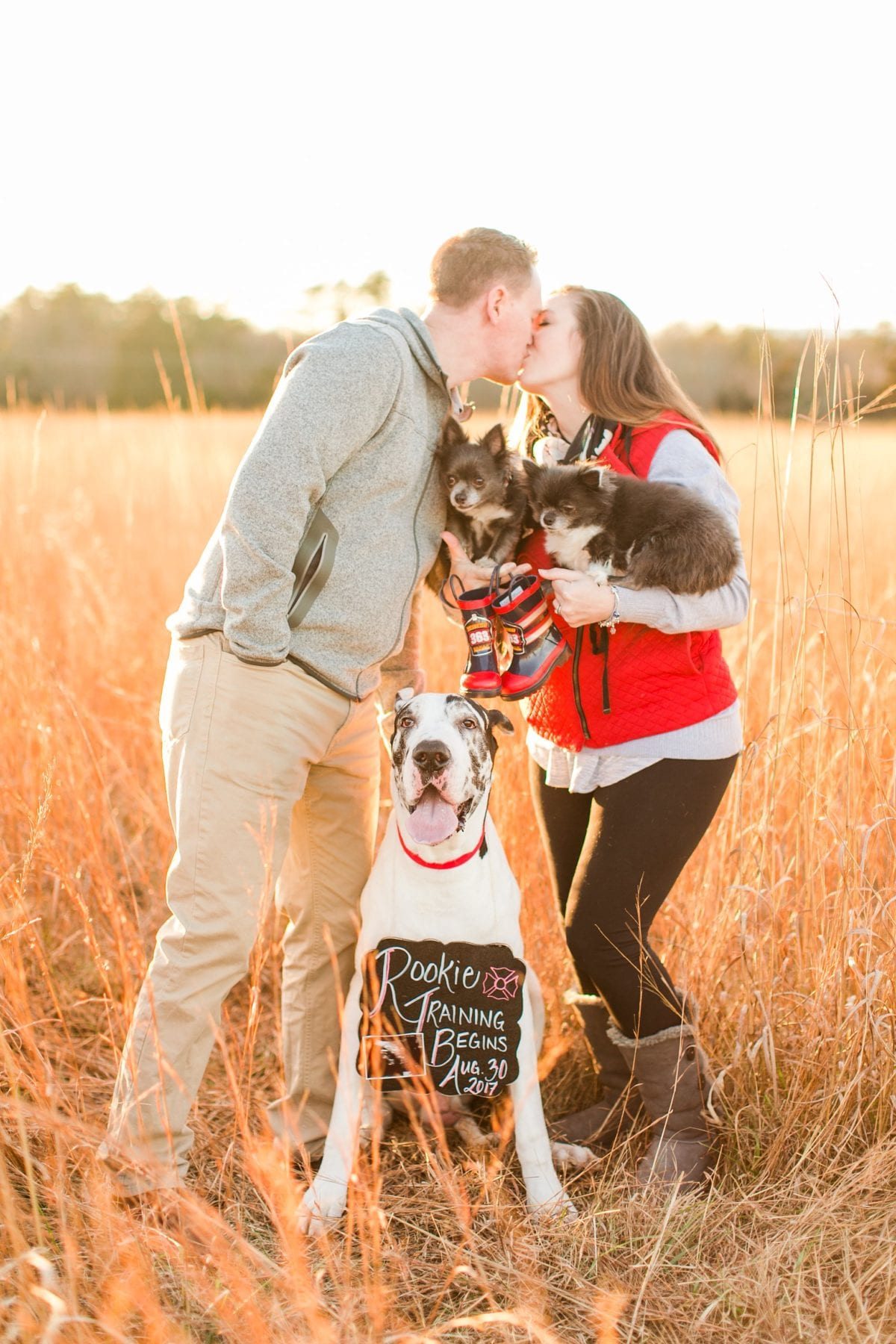 Firefighter Baby Announcement Virginia Photographer Megan Kelsey Photography Jeromy & Becky-131.jpg