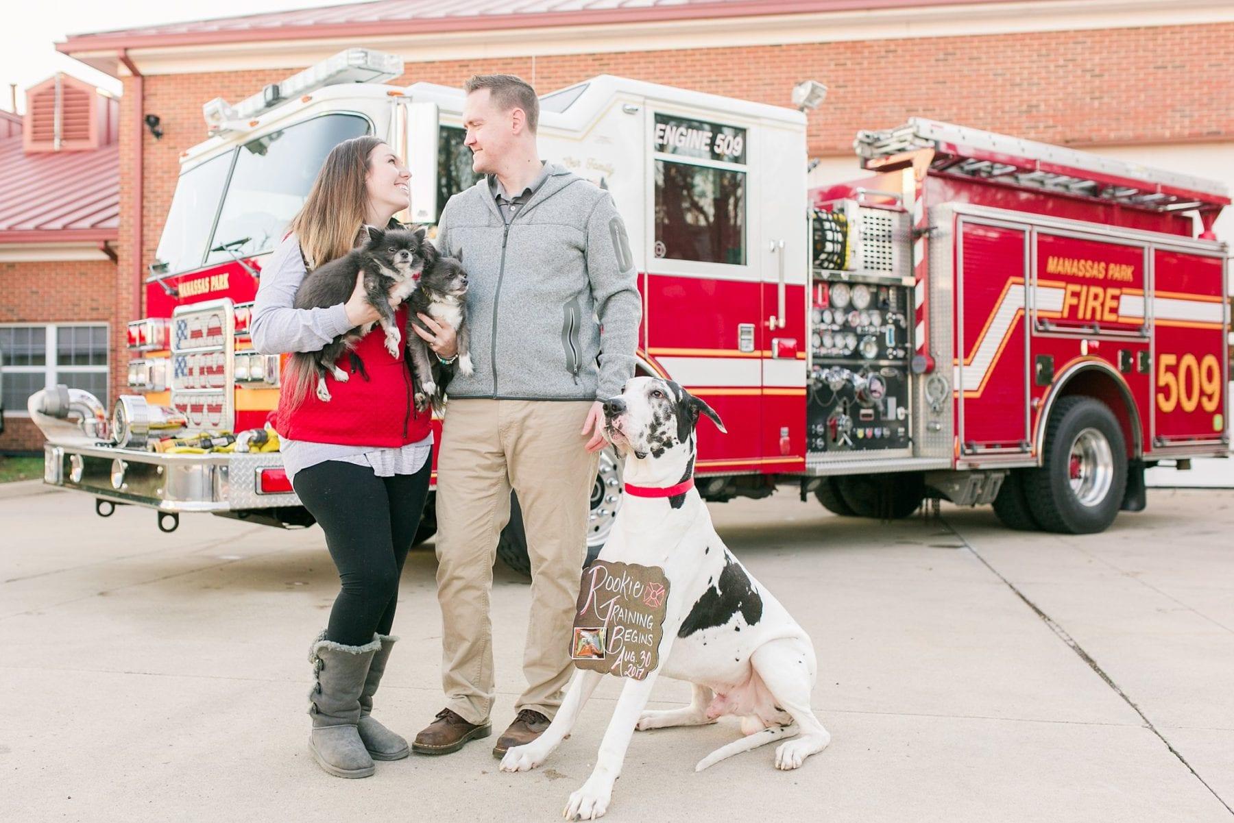 Firefighter Baby Announcement Virginia Photographer Megan Kelsey Photography Jeromy & Becky-51.jpg