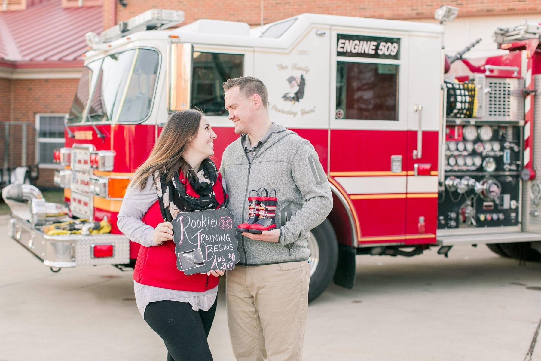 Firefighter Baby Announcement Virginia Photographer Megan Kelsey Photography Jeromy & Becky-80.jpg
