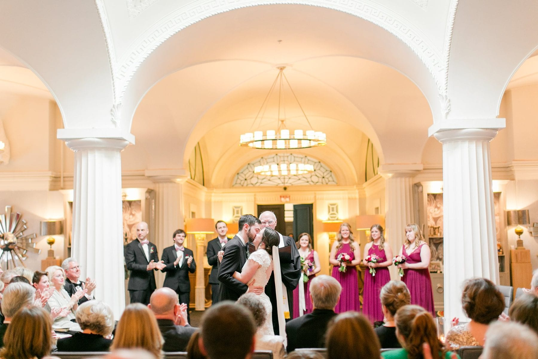 Hotel Monaco Washington DC Wedding Photos Megan Kelsey Photography Erin & Mike -186