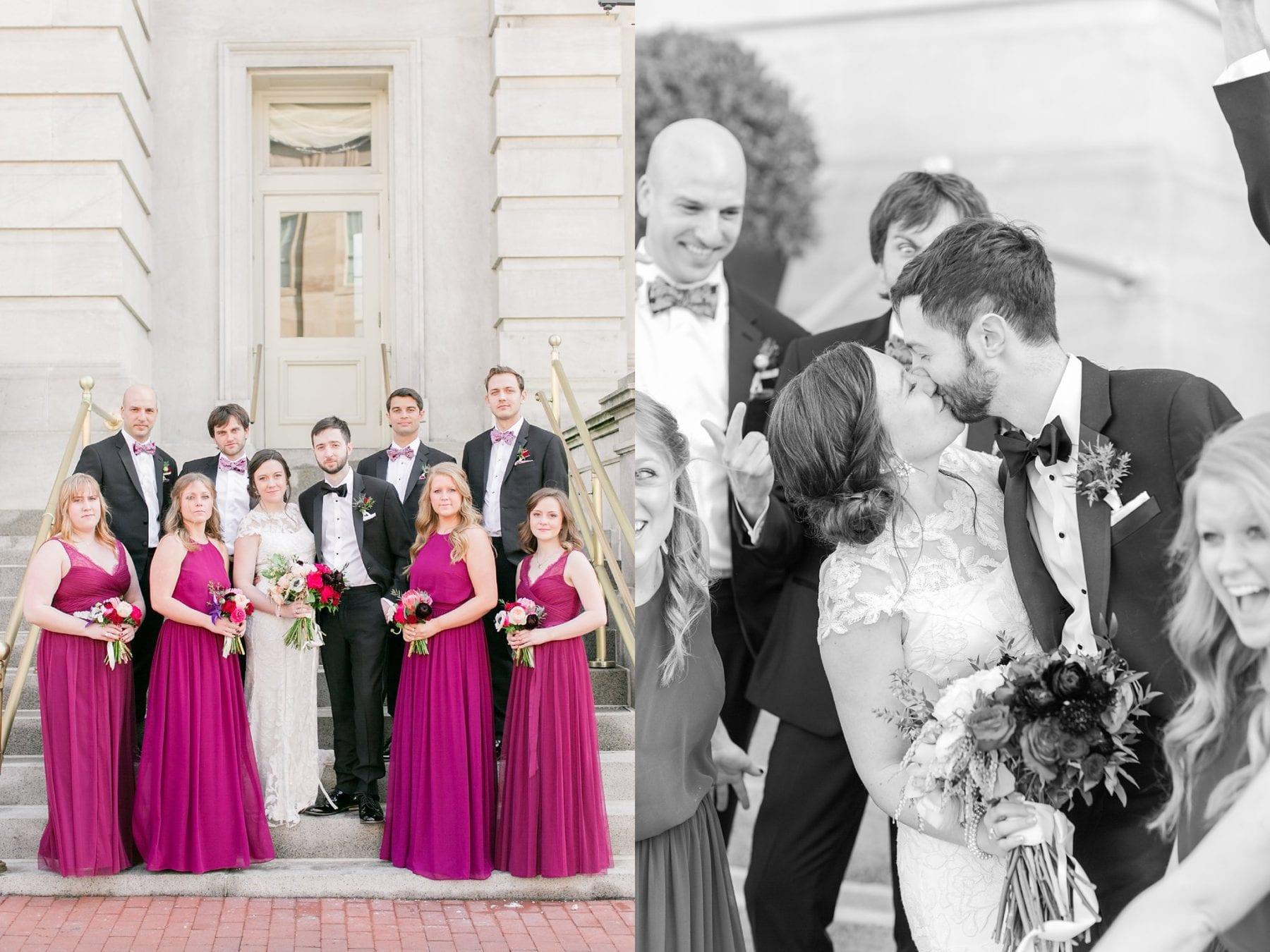 Hotel Monaco Washington DC Wedding Photos Megan Kelsey Photography Erin & Mike -199