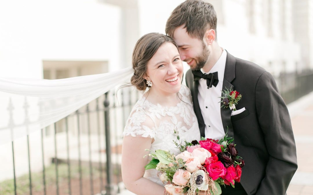 Hotel Monaco Washington DC Wedding | Erin & Mike