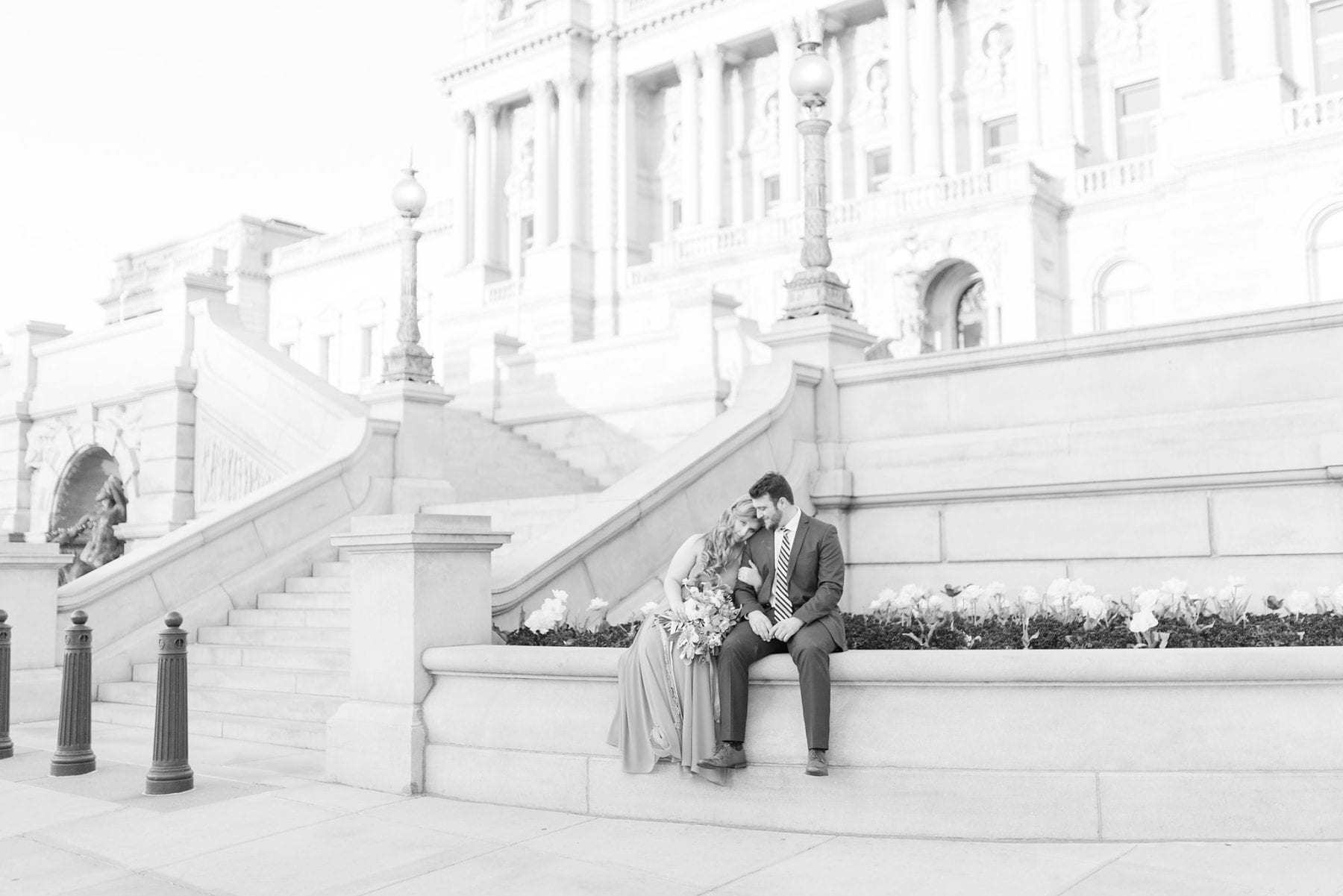 Capitol Hill Engagement Photos Kelly & Zach Washington DC Wedding Photographer Megan Kelsey Photography-263.jpg