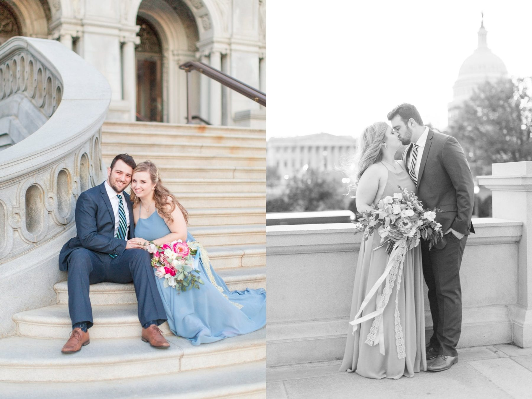 Capitol Hill Engagement Photos Kelly & Zach Washington DC Wedding Photographer Megan Kelsey Photography-354.jpg