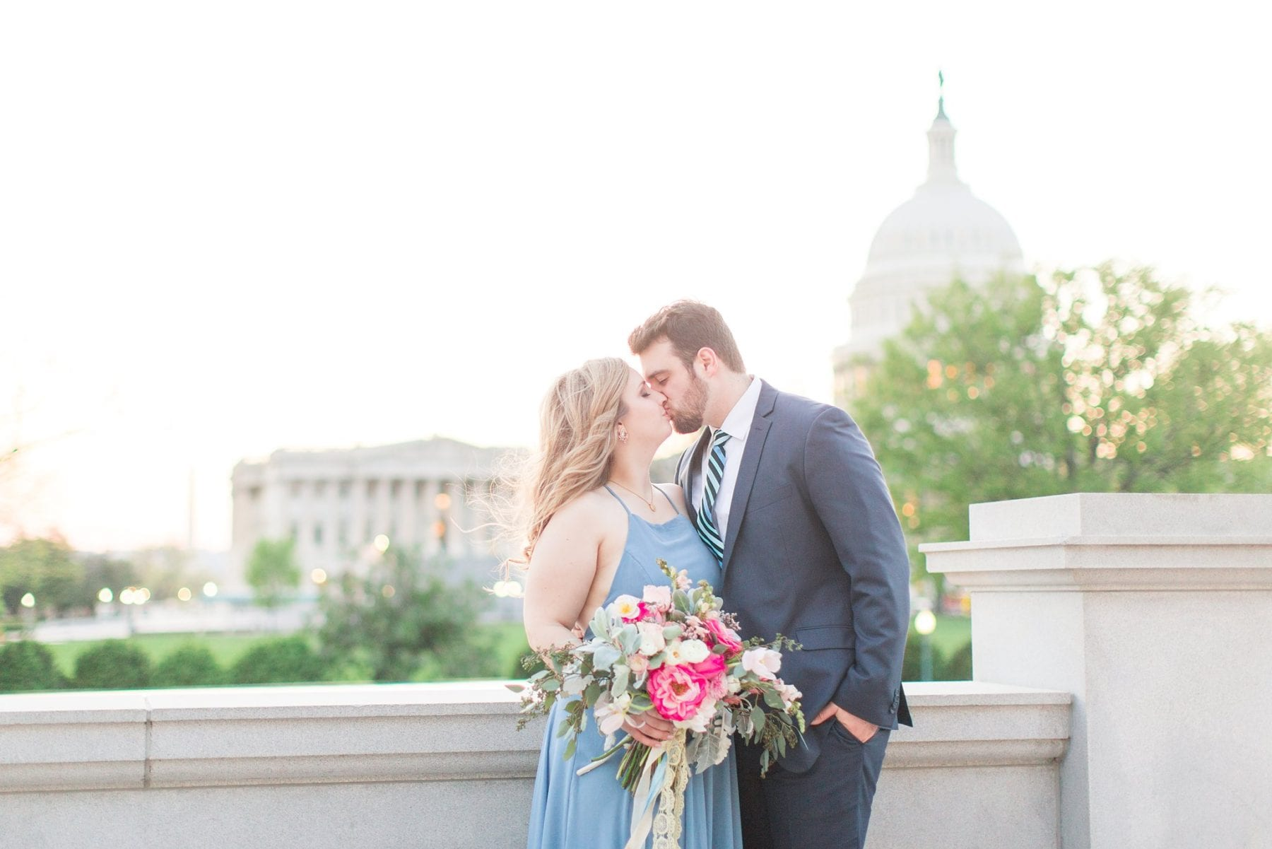 Capitol Hill Engagement Photos Kelly & Zach Washington DC Wedding Photographer Megan Kelsey Photography-362.jpg